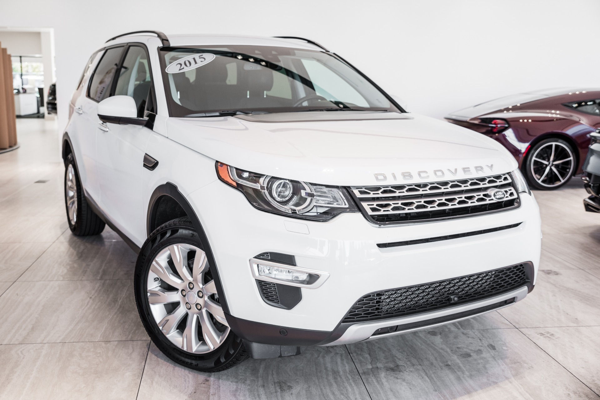 2015 Land Rover Discovery Sport Hse Lux Stock 8n067567e For Sale Near Vienna Va Va Land Rover Dealer