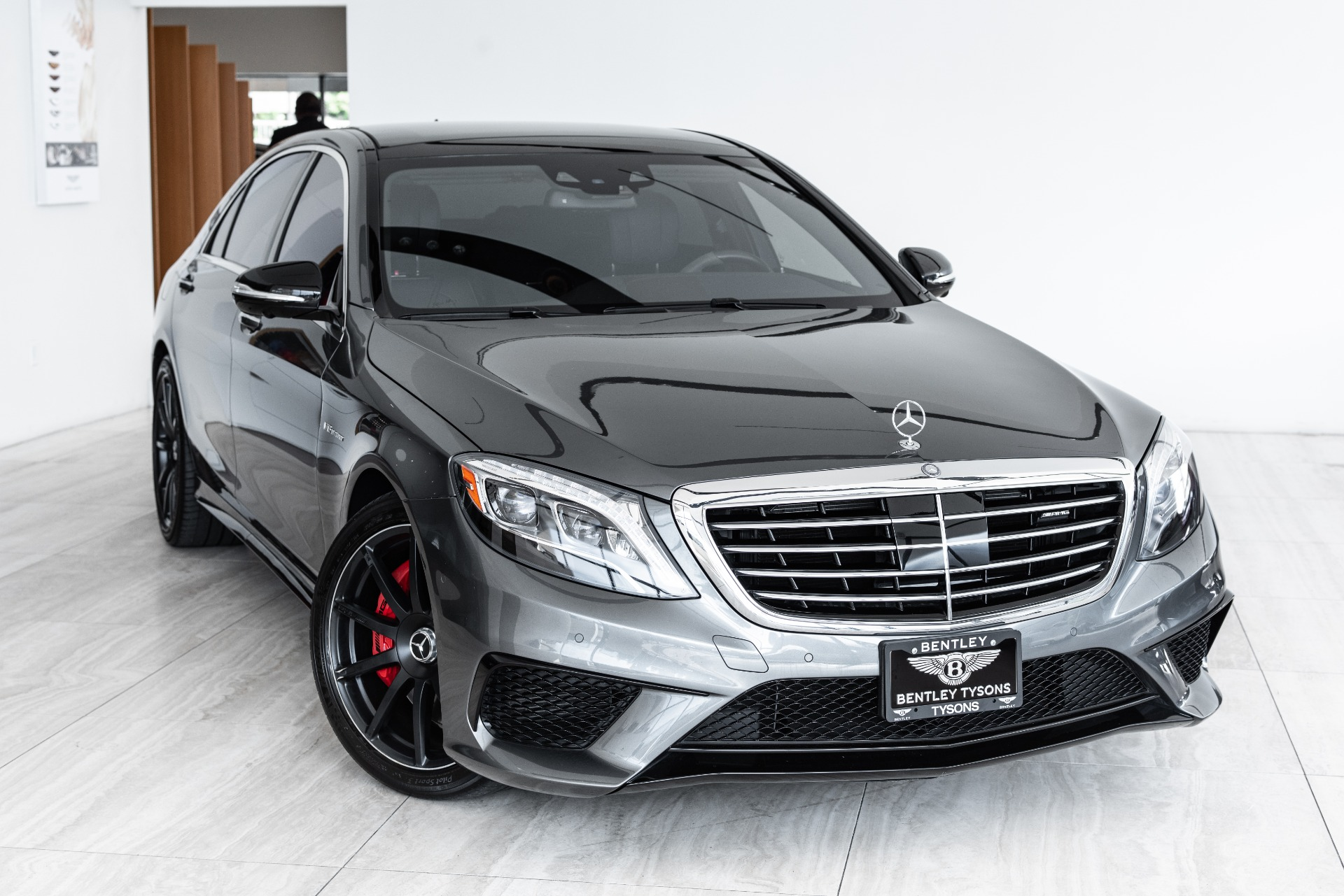 2017 Mercedes-Benz S-Class AMG S 63 Stock # PN01361A for ...