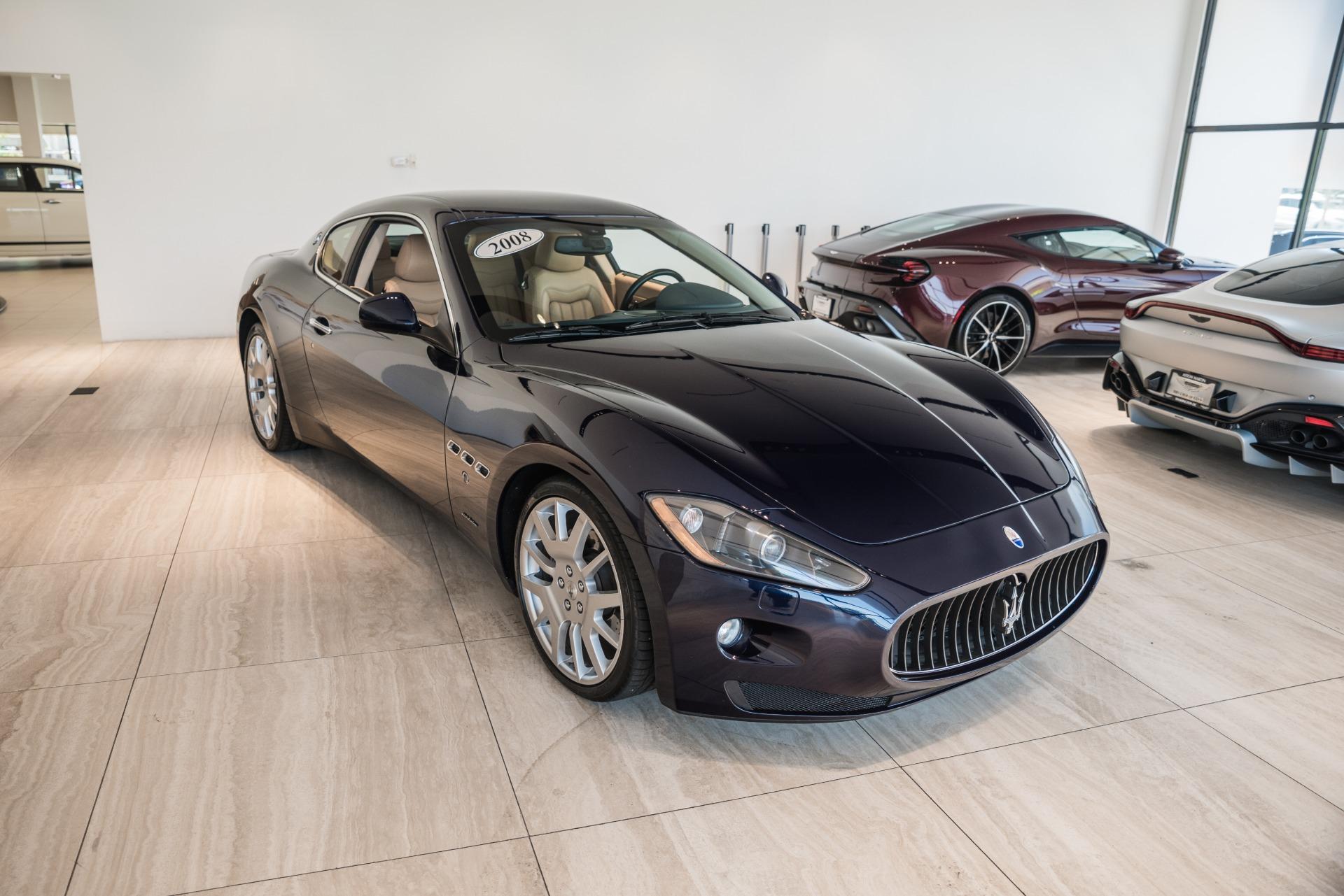 2008 Maserati Granturismo Stock P136296b For Sale Near