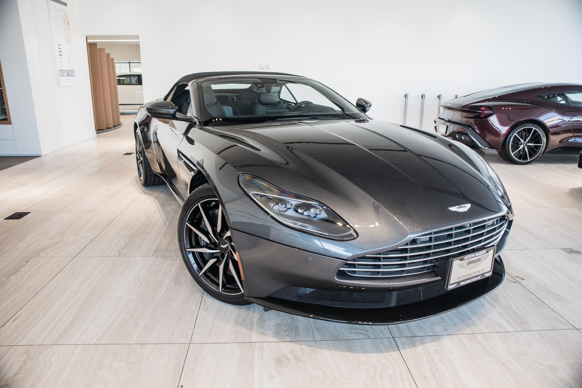 2020 Aston Martin Db11 Volante Stock 20nm08579 For Sale Near Vienna Va Va Aston Martin Dealer