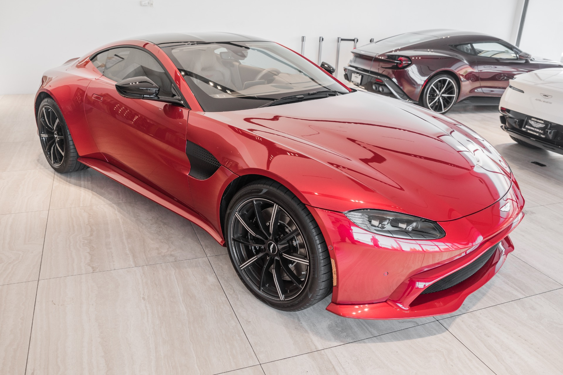 2020 Aston Martin Vantage Stock 2n03300 For Sale Near