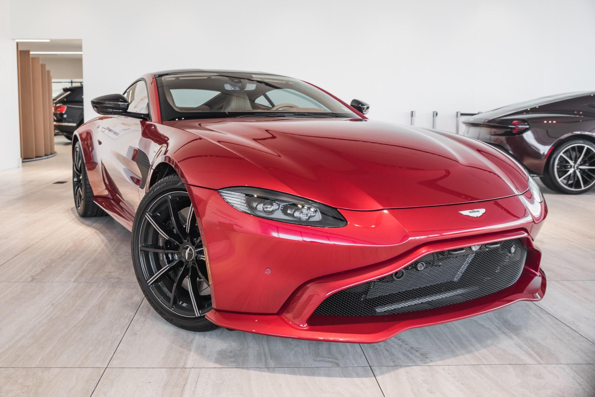 2020 Aston Martin Vantage Stock 2n03300 For Sale Near Vienna Va Va Aston Martin Dealer