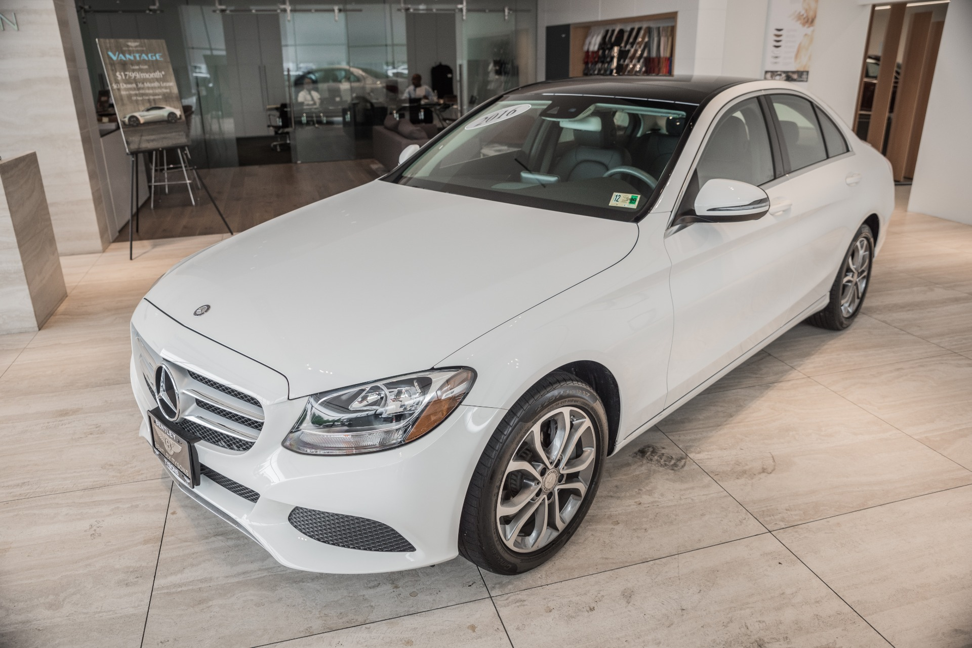 Used-2016-Mercedes-Benz-C-Class