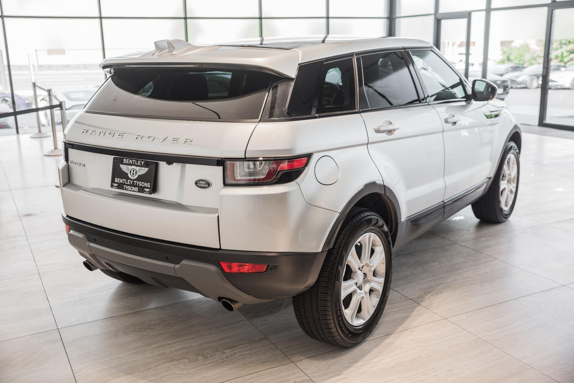 Land Rover For Sale Near Me >> 2017 Land Rover Range Rover Evoque SE Premium Stock # P167090A for sale near Vienna, VA | VA ...