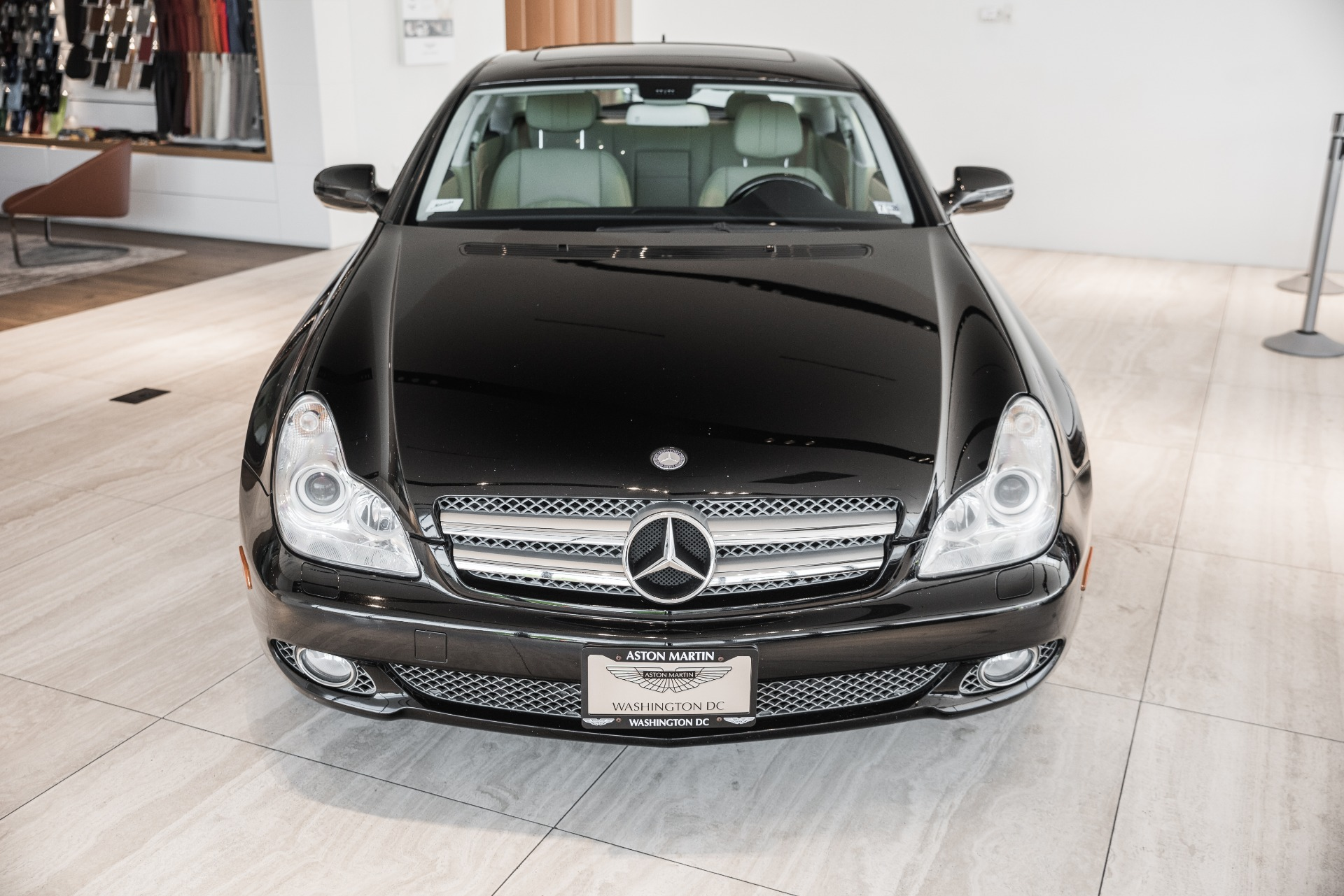 Used-2009-Mercedes-Benz-CLS-Class-CLS-550