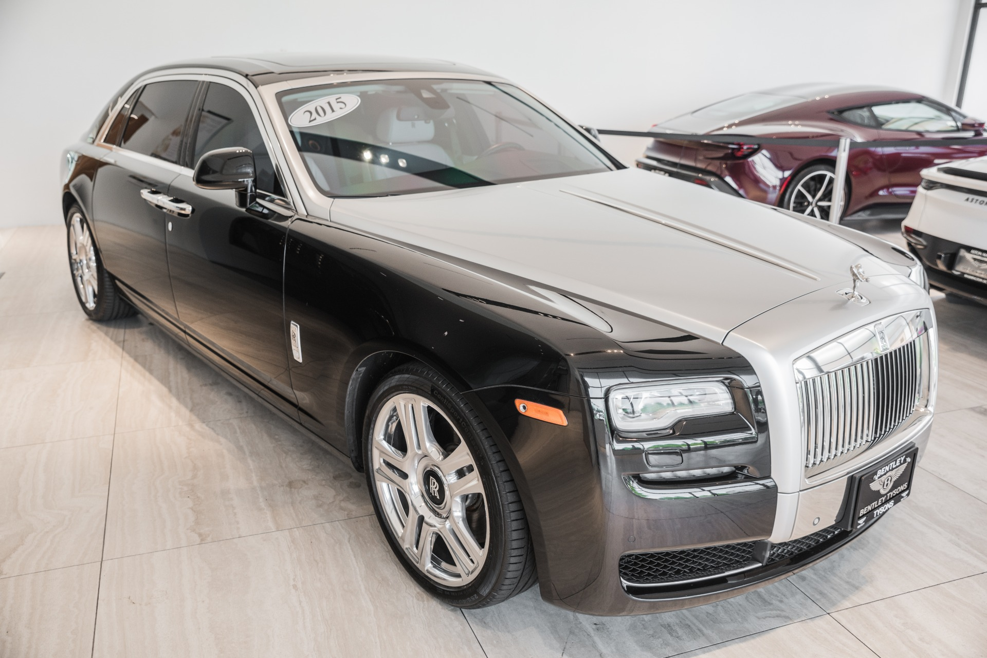 2015 Rolls Royce Ghost Ewb Stock Px66428 For Sale Near
