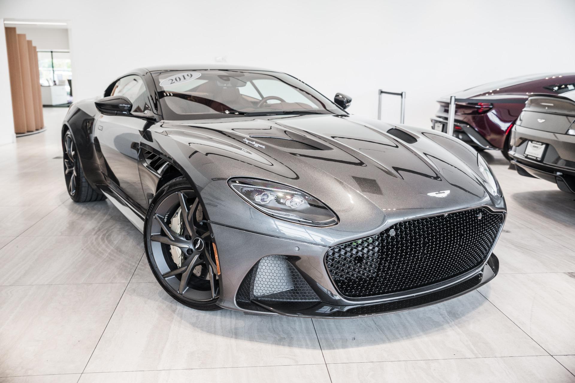 2019 Aston Martin Dbs Superleggera Stock Pr00030 For Sale Near Vienna Va Va Aston Martin Dealer