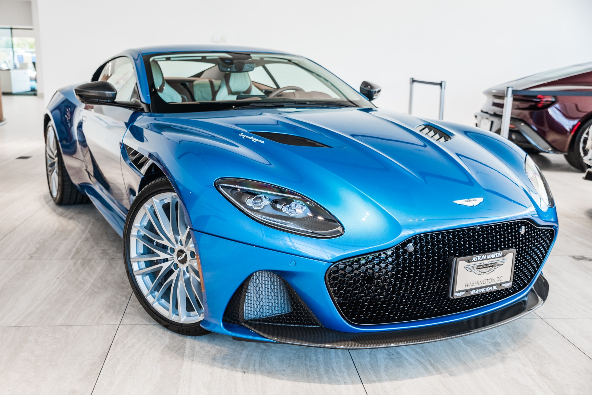2020 Aston Martin Dbs Superleggera Stock 20nr01334 For Sale Near Vienna Va Va Aston Martin Dealer