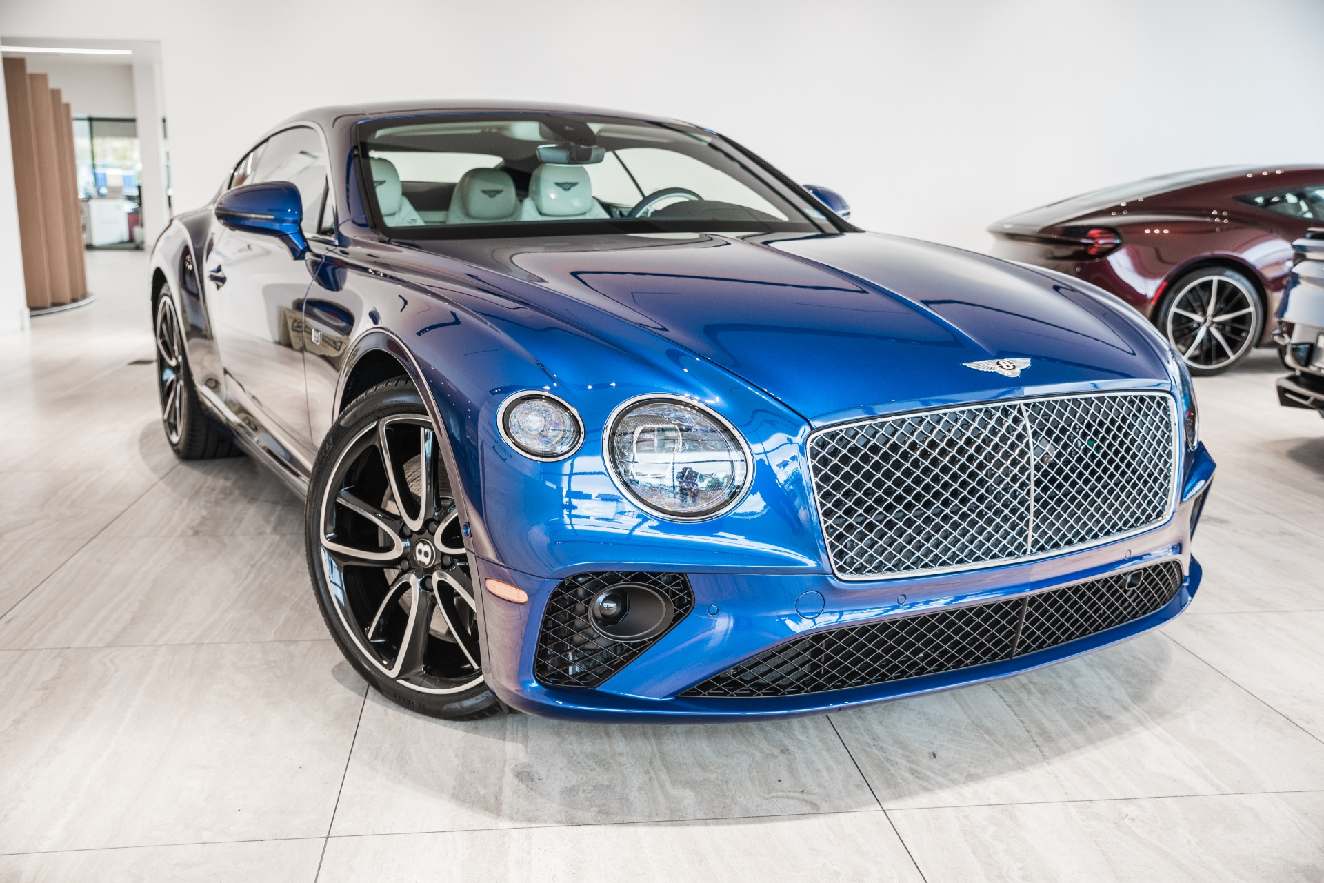 2020 Bentley Continental Gt V8 Stock P074728 For Sale Near Vienna Va Va Bentley Dealer