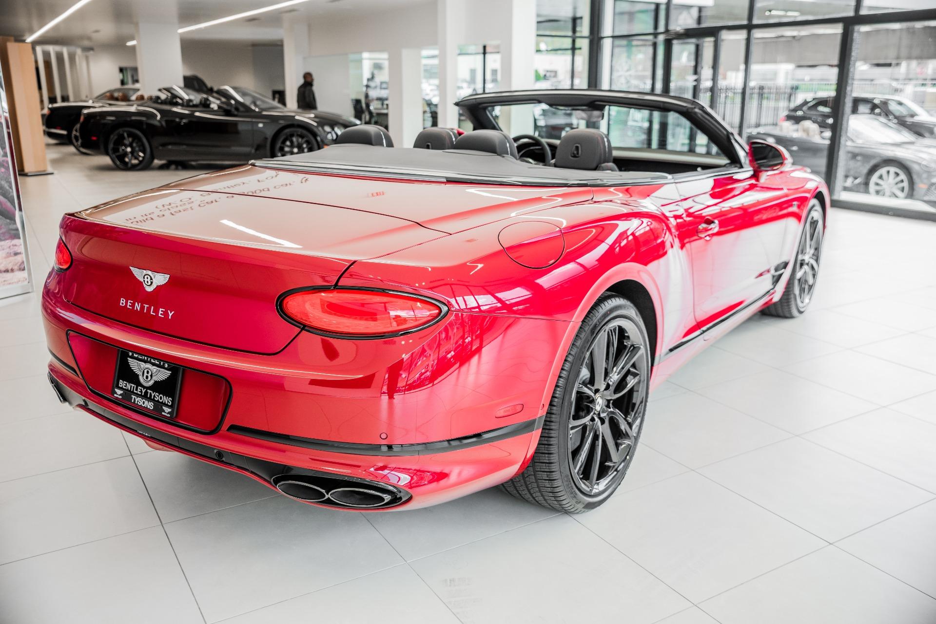 2020 Bentley Continental Gt V8 Stock 20n077156 For Sale Near Vienna Va Va Bentley Dealer
