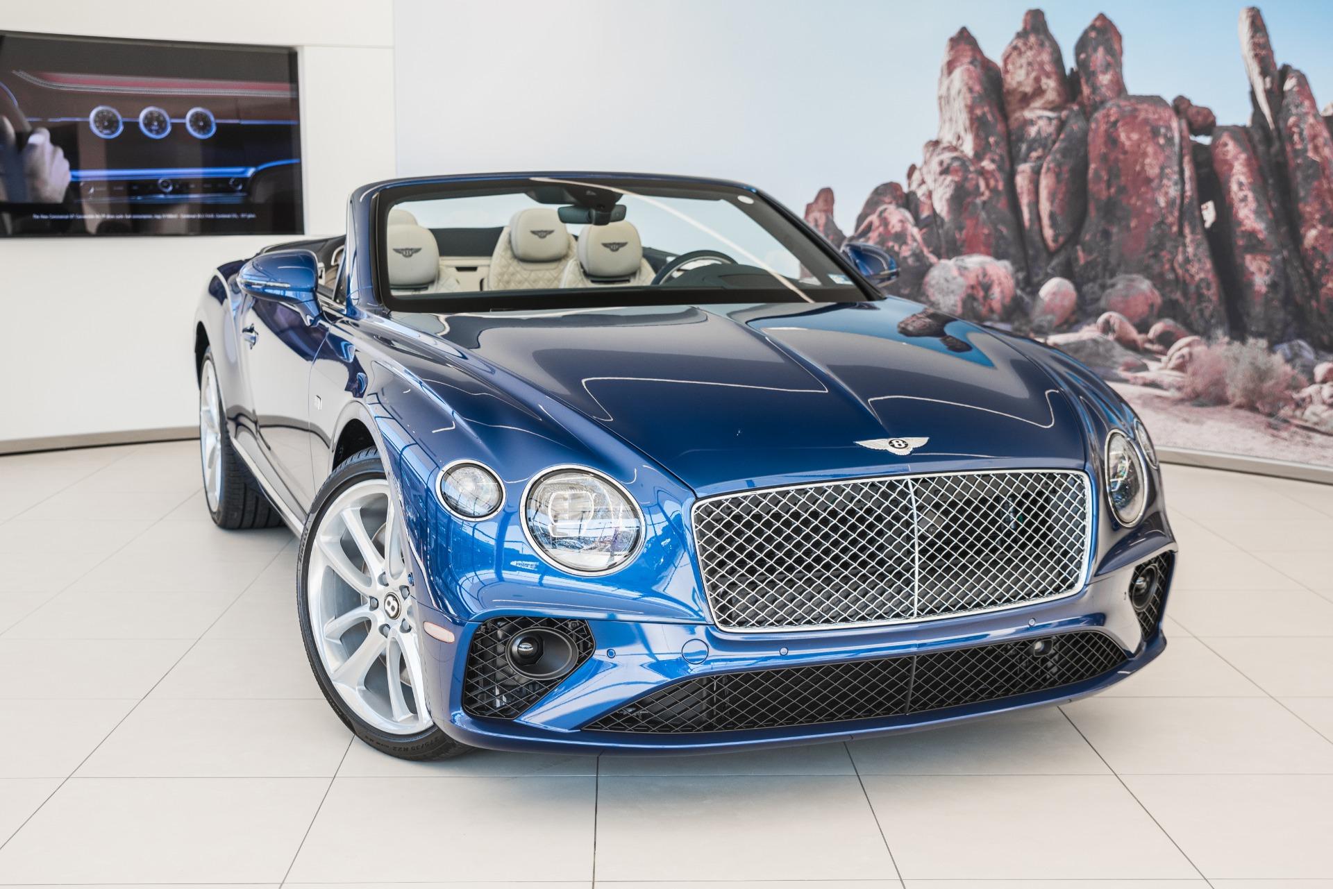 2020 Bentley Continental Gt V8 Stock 20n077238 For Sale Near Vienna Va Va Bentley Dealer