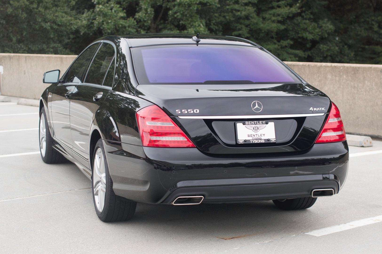 Used 2017 Mercedes Benz S550 4matic