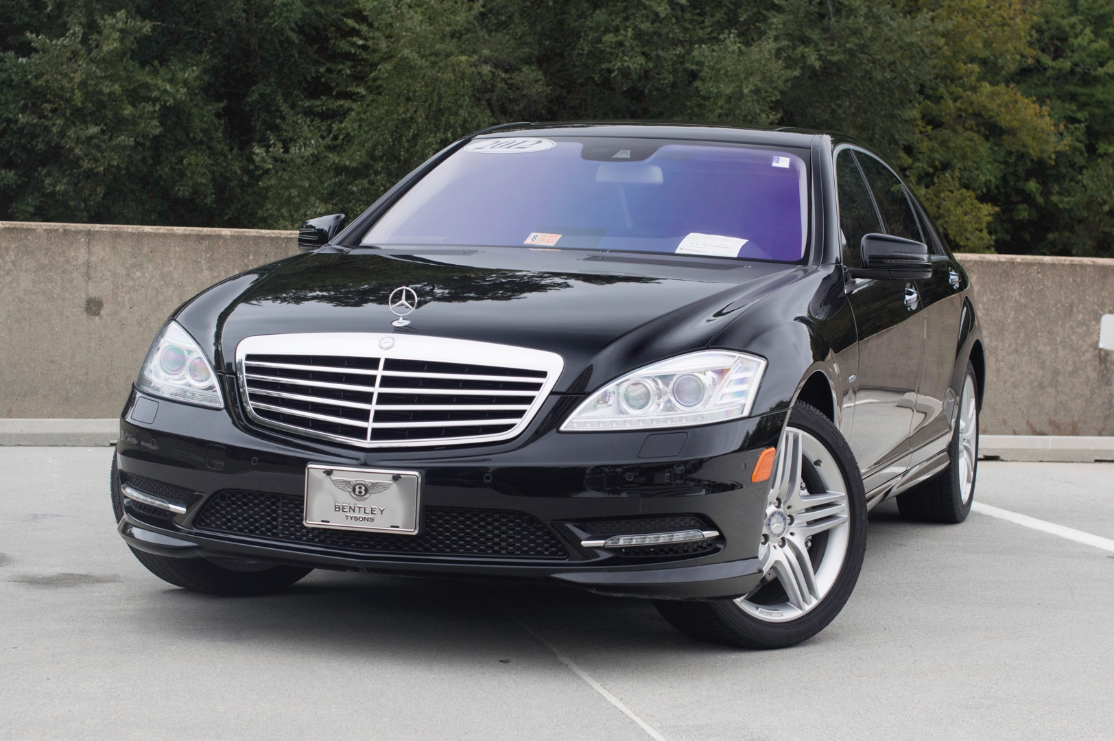 Used 2017 Mercedes Benz S550 4matic Vienna
