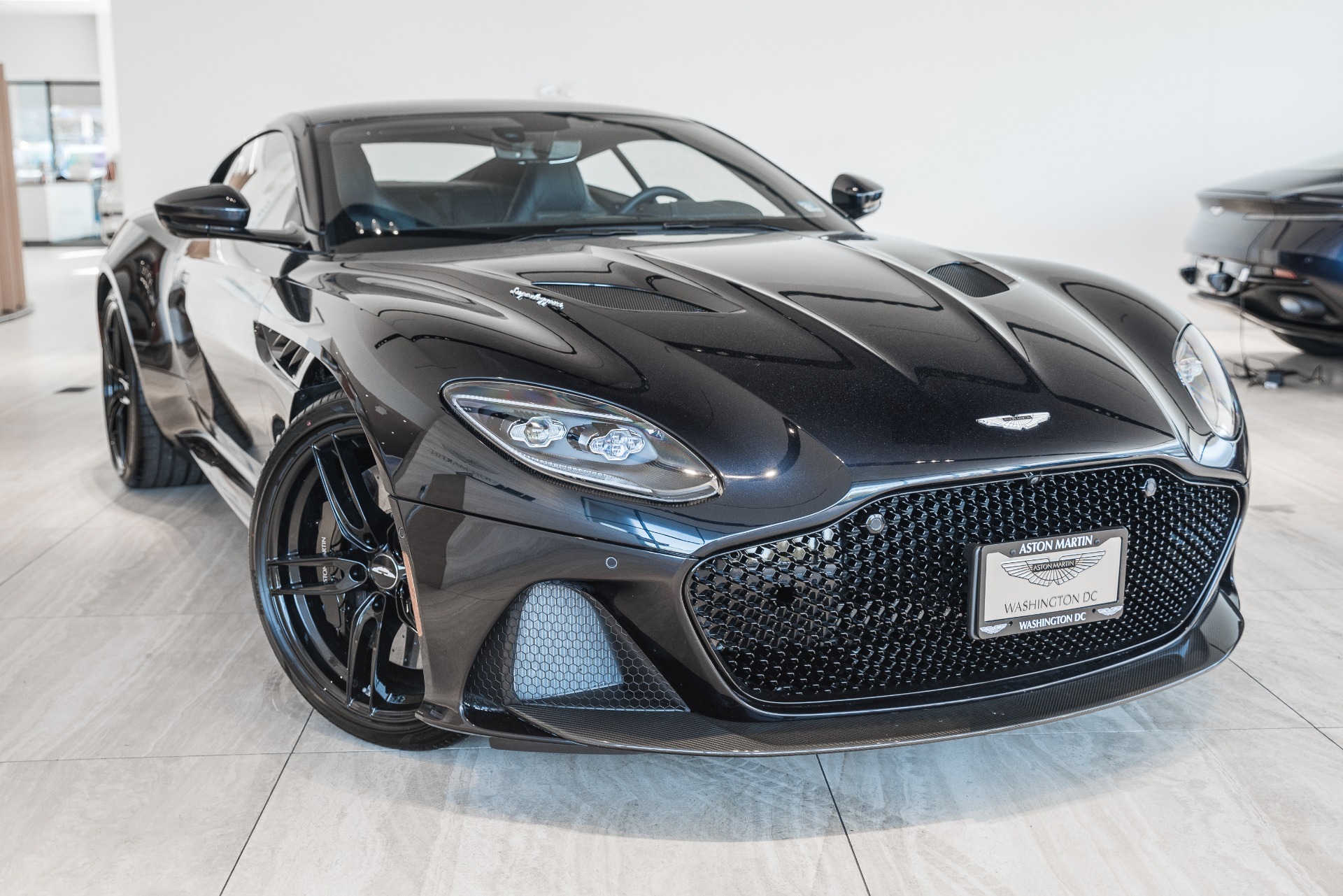 2020 Aston Martin Dbs Superleggera Stock 20nr01535 For Sale Near Vienna Va Va Aston Martin Dealer