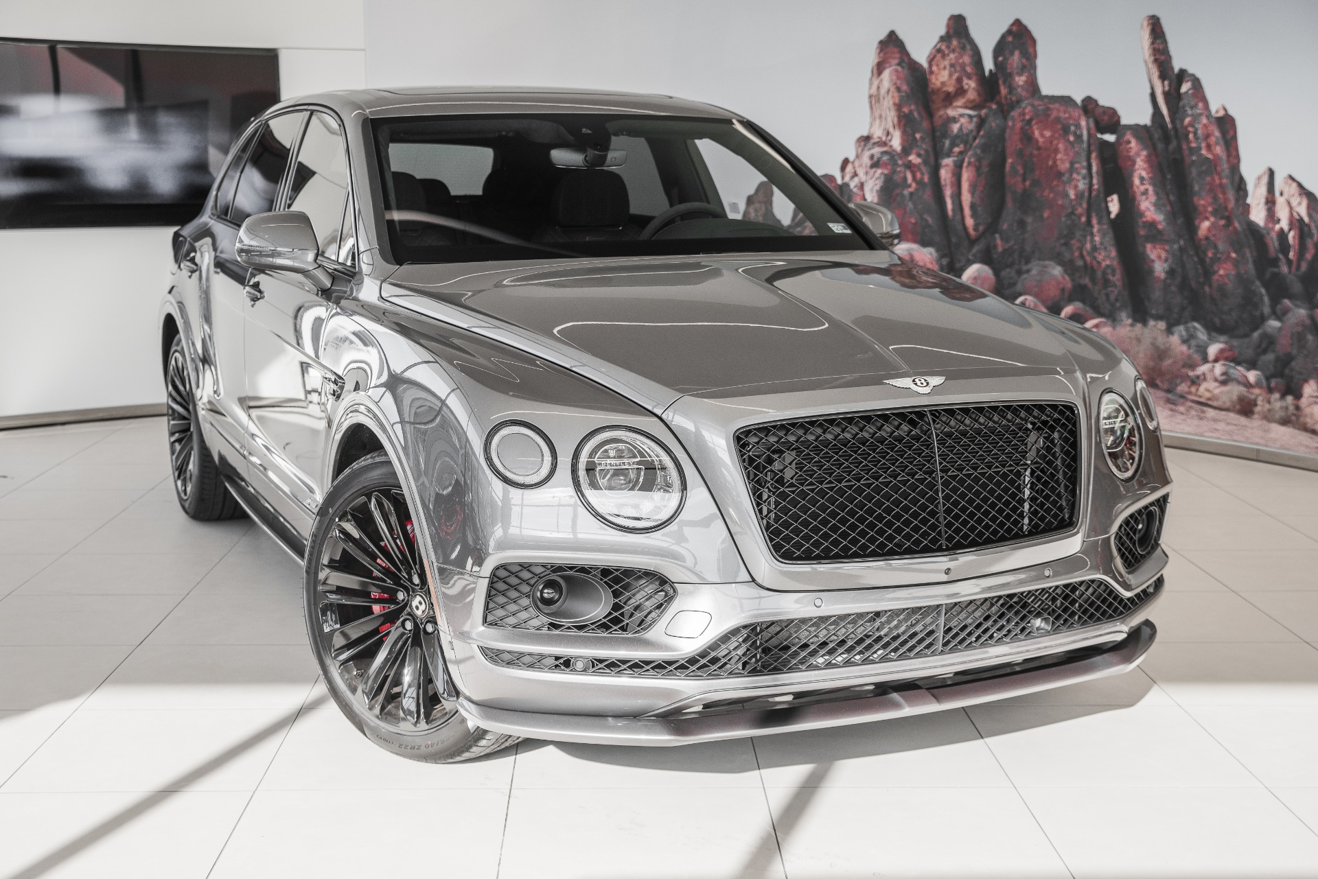 2020 Bentley Bentayga Speed Stock 20n028573 For Sale Near Vienna Va Va Bentley Dealer