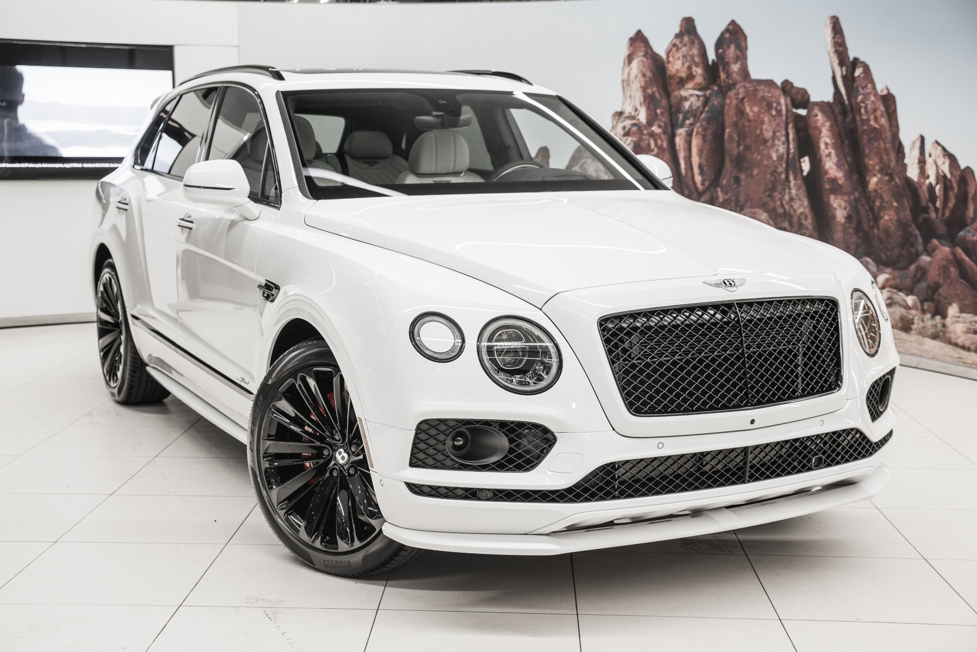 2020 Bentley Bentayga Speed Stock 20n030600 For Sale Near Vienna Va Va Bentley Dealer