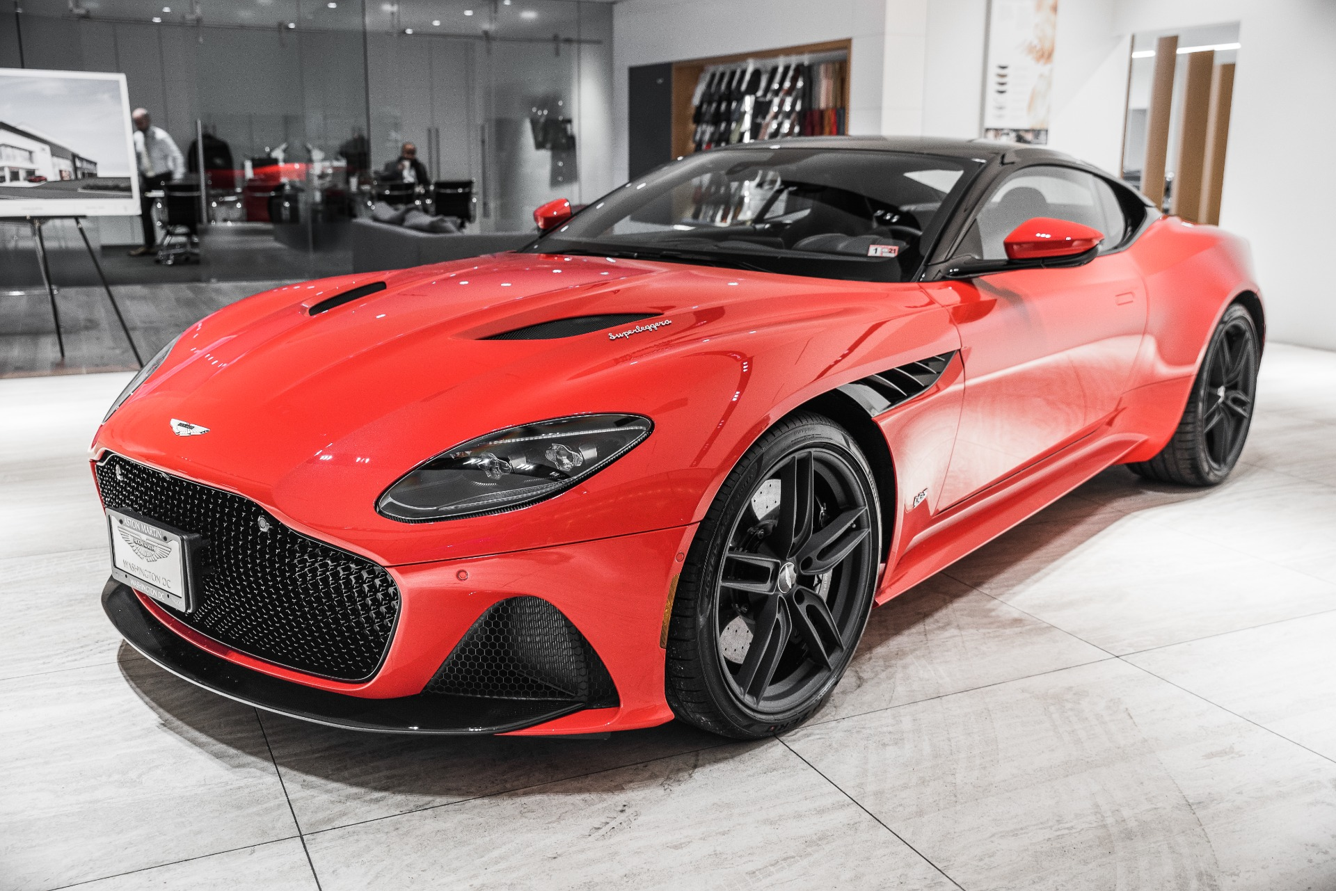 2020 Aston Martin Dbs Superleggera Stock 20nr01668 For Sale Near Vienna Va Va Aston Martin Dealer