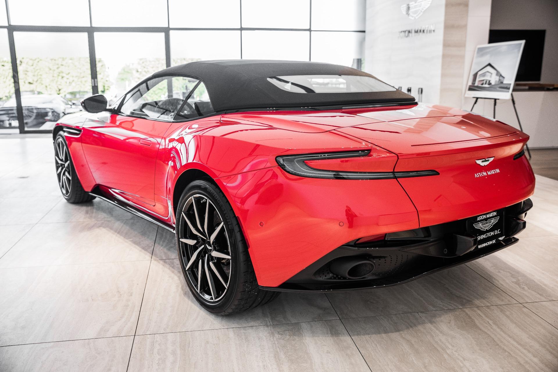 2020 Aston Martin Db11 Volante Stock P157540a For Sale Near Vienna Va Va Aston Martin Dealer