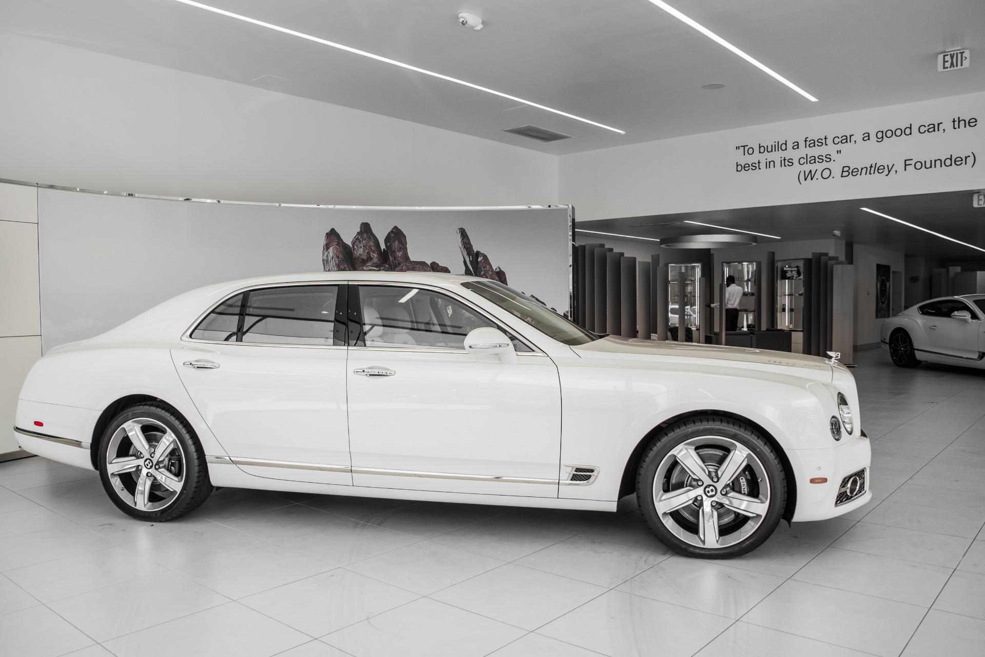 2020 Bentley Mulsanne Speed Stock 20n004729 For Sale Near Vienna Va Va Bentley Dealer