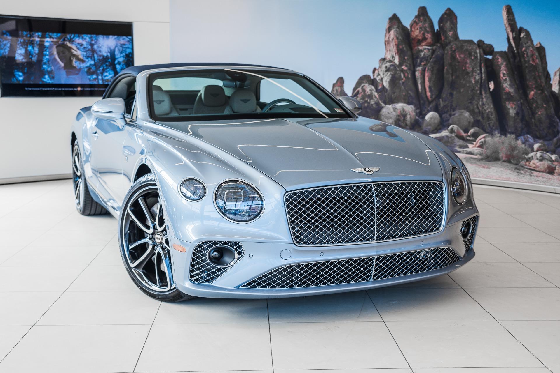 2020 Bentley Continental Stock 20n080126 For Sale Near Vienna Va Va Bentley Dealer