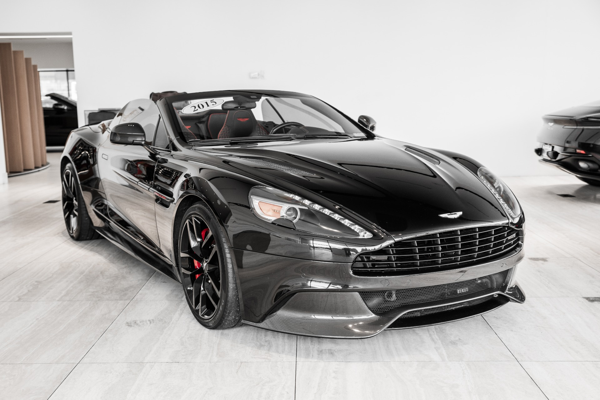 2015 Aston Martin Vanquish Volante Stock 20nm08460a For Sale Near Vienna Va Va Aston Martin Dealer
