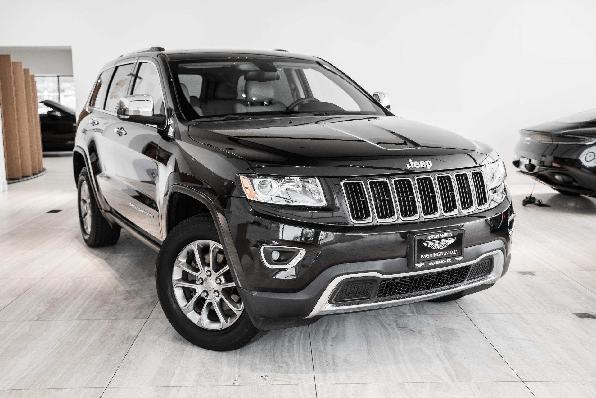 2015 Jeep Grand Cherokee Limited Stock P07324 For Sale Near Vienna Va Va Jeep Dealer