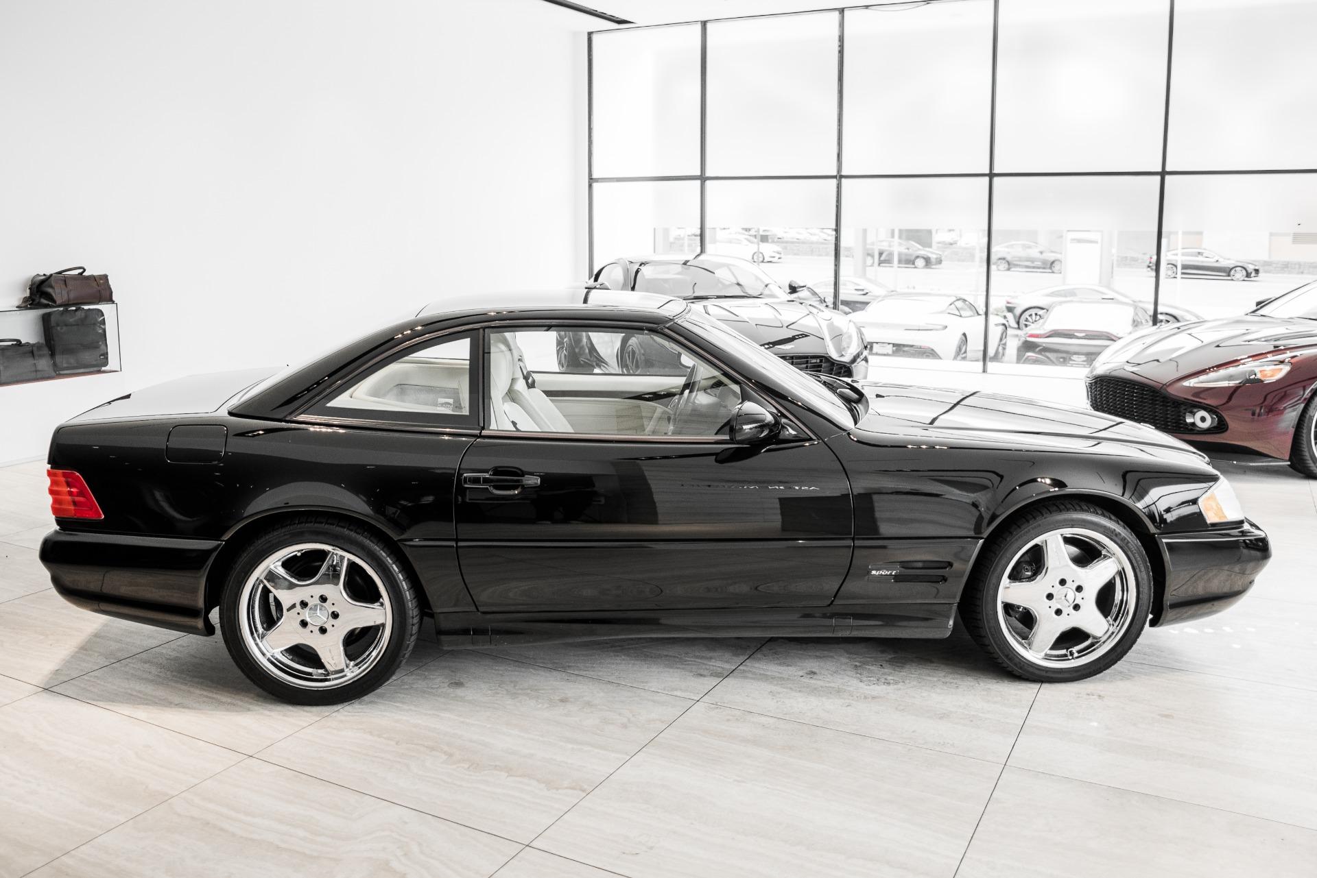 Used-1999-Mercedes-Benz-SL-Class-SL-500