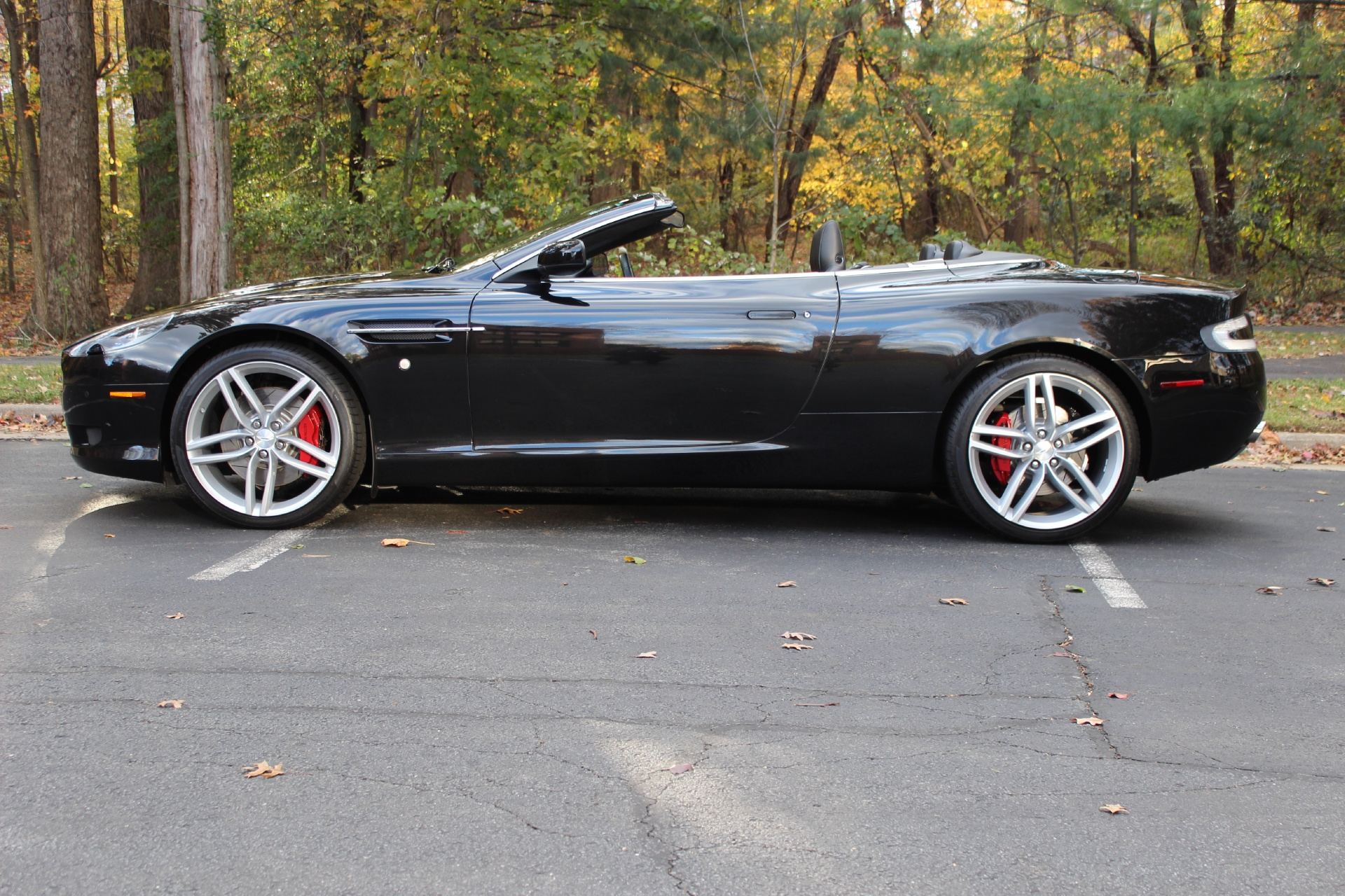 2009 Aston Martin Db9 Volante Stock Pb11696 For Sale Near Vienna