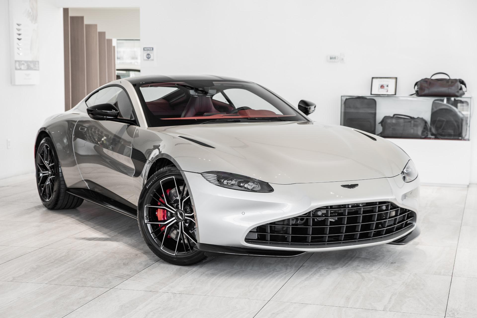2021 Aston Martin Vantage Stock 21nn05374 For Sale Near Vienna Va Va Aston Martin Dealer