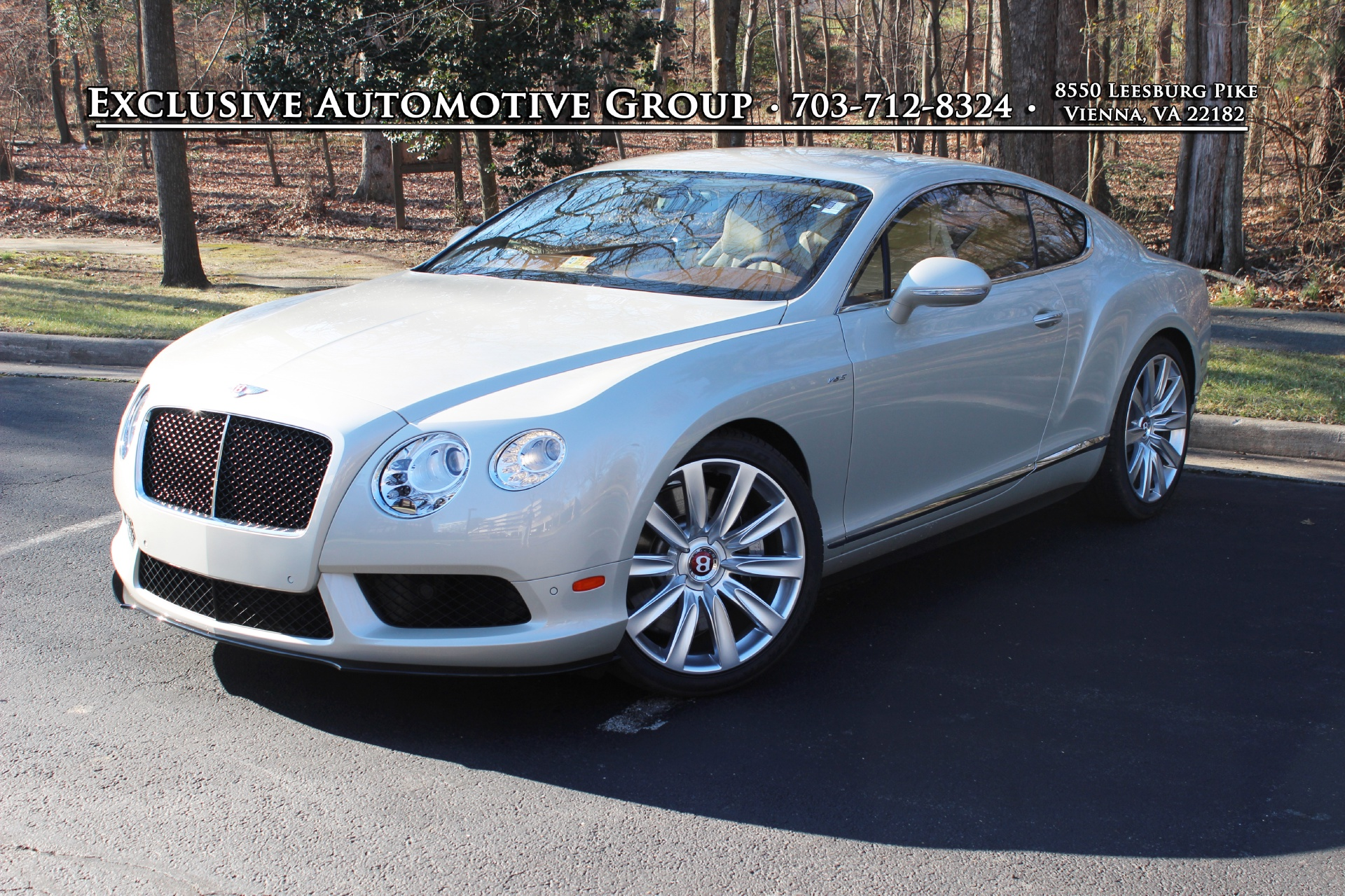 2015 Bentley Continental Gt V8 S Stock 5nc045055 For Sale Near