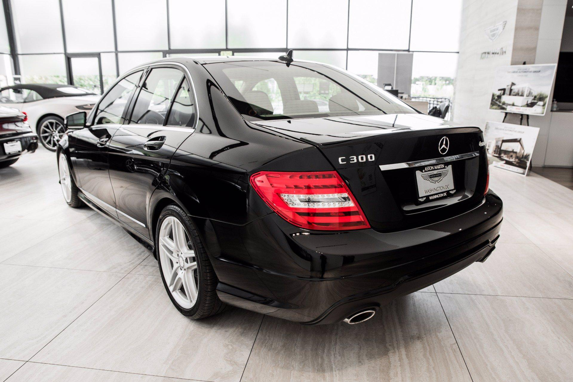 Used-2013-Mercedes-Benz-C-Class