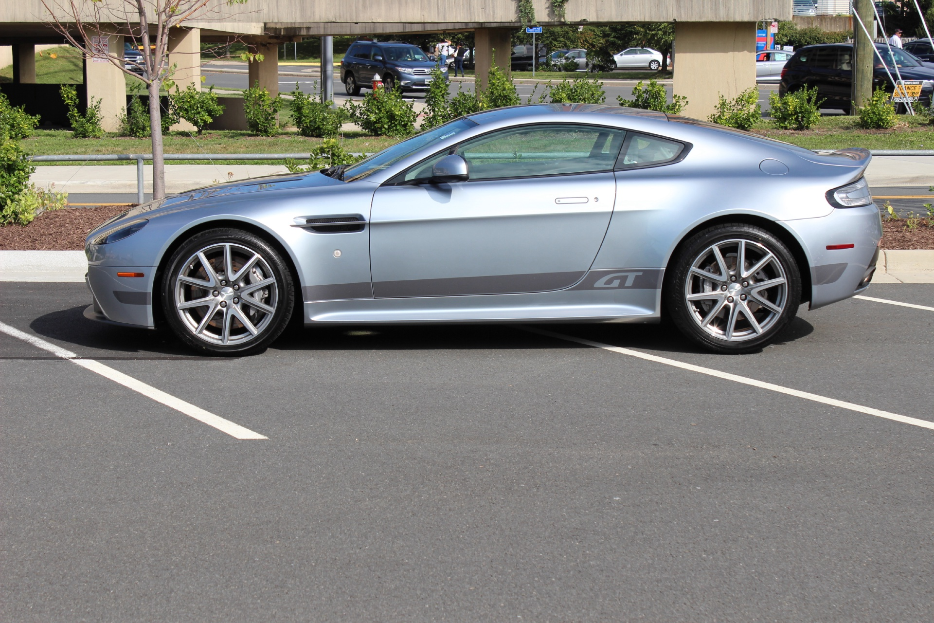 2015 Aston Martin V8 Vantage Gt Gt Stock 5c19634 For Sale Near