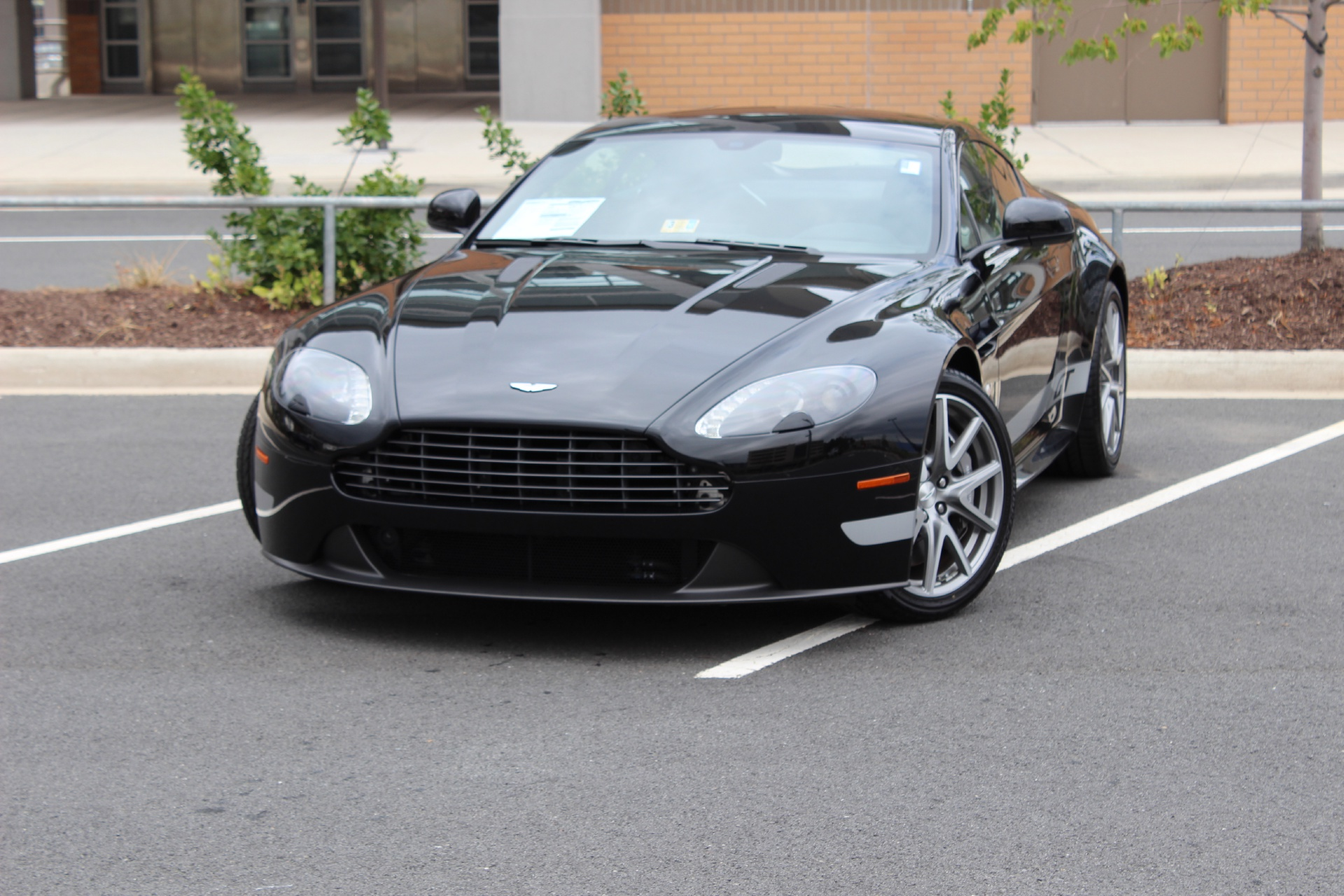 2015 Aston Martin V8 Vantage Gt Coupe Gt Coupe Stock 5c19619 For