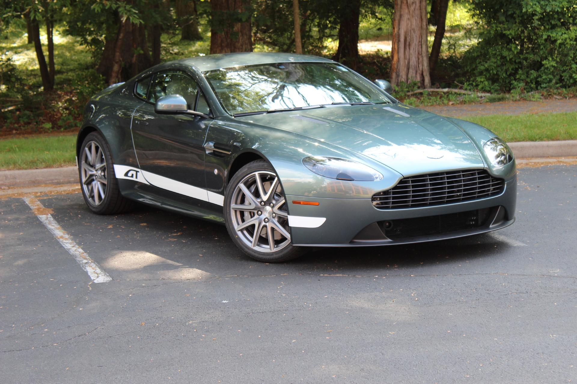 2015 Aston Martin V8 Vantage Gt Stock 5c19759 For Sale Near Vienna Va Va Aston Martin Dealer