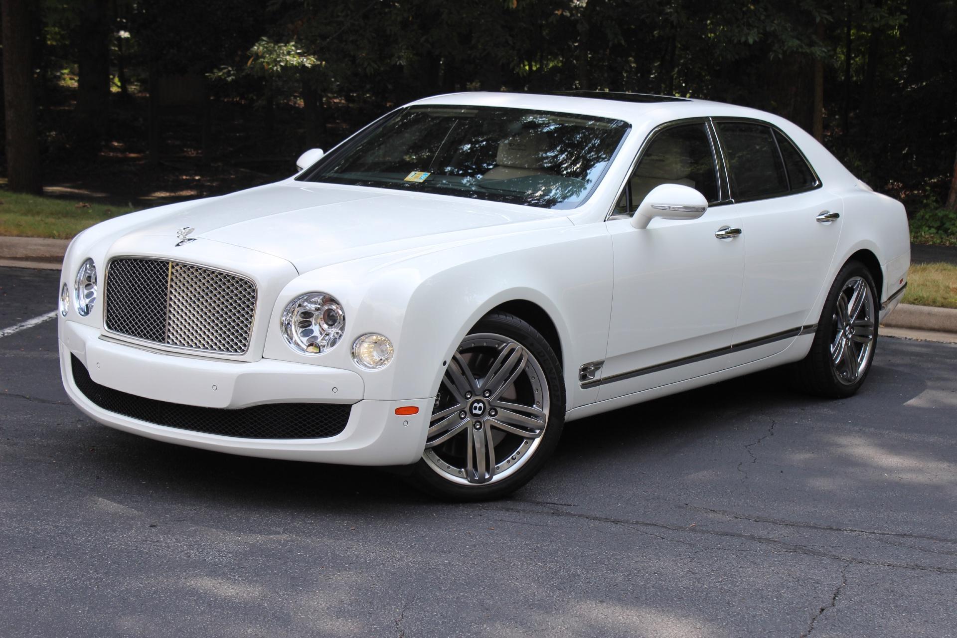 2013 Bentley Mulsanne Le Mans Edition Stock P018515 For Sale Near