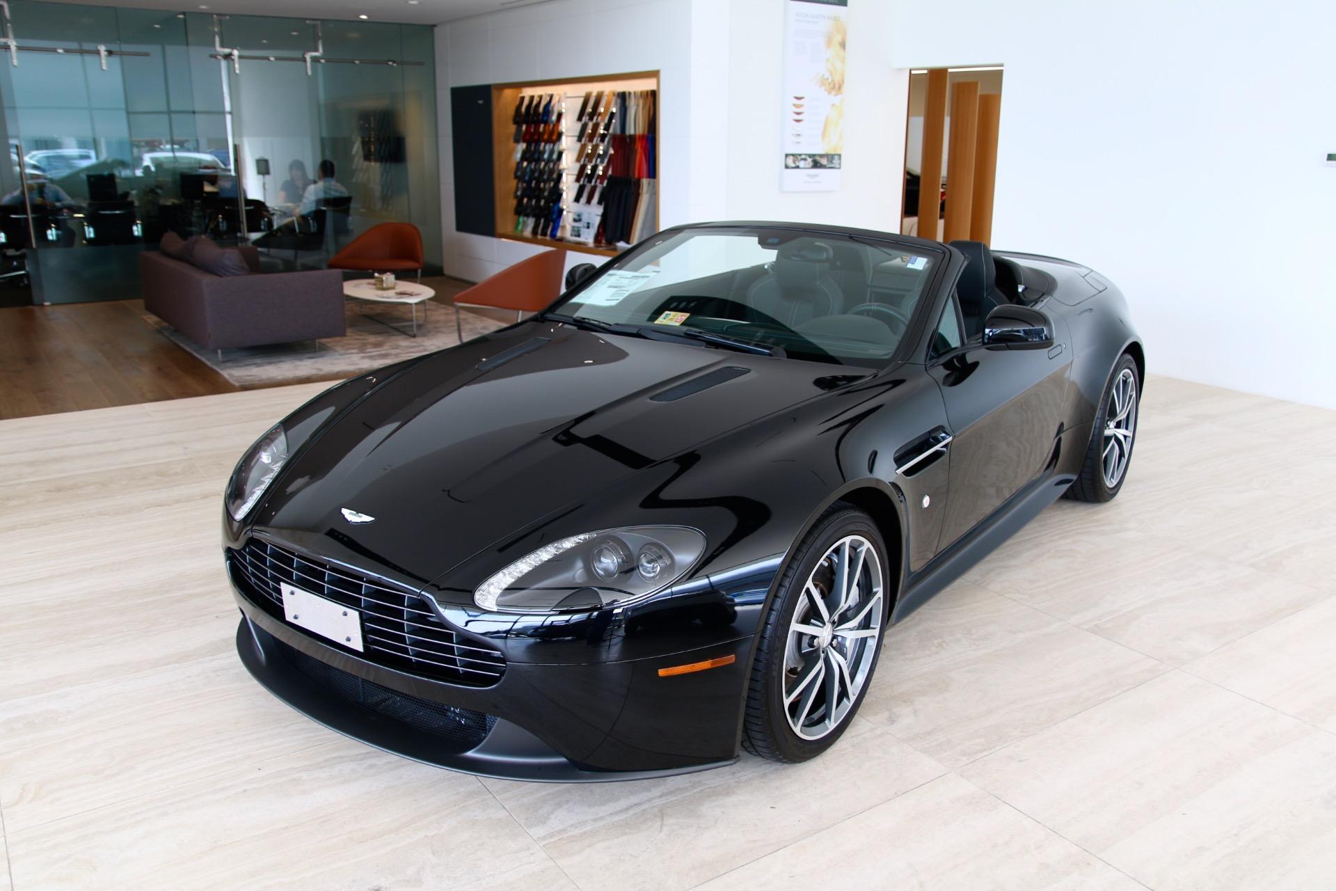 2016 Aston Martin V8 Vantage Gt Roadster Stock 6d20078 For Sale Near Vienna Va Va Aston Martin Dealer