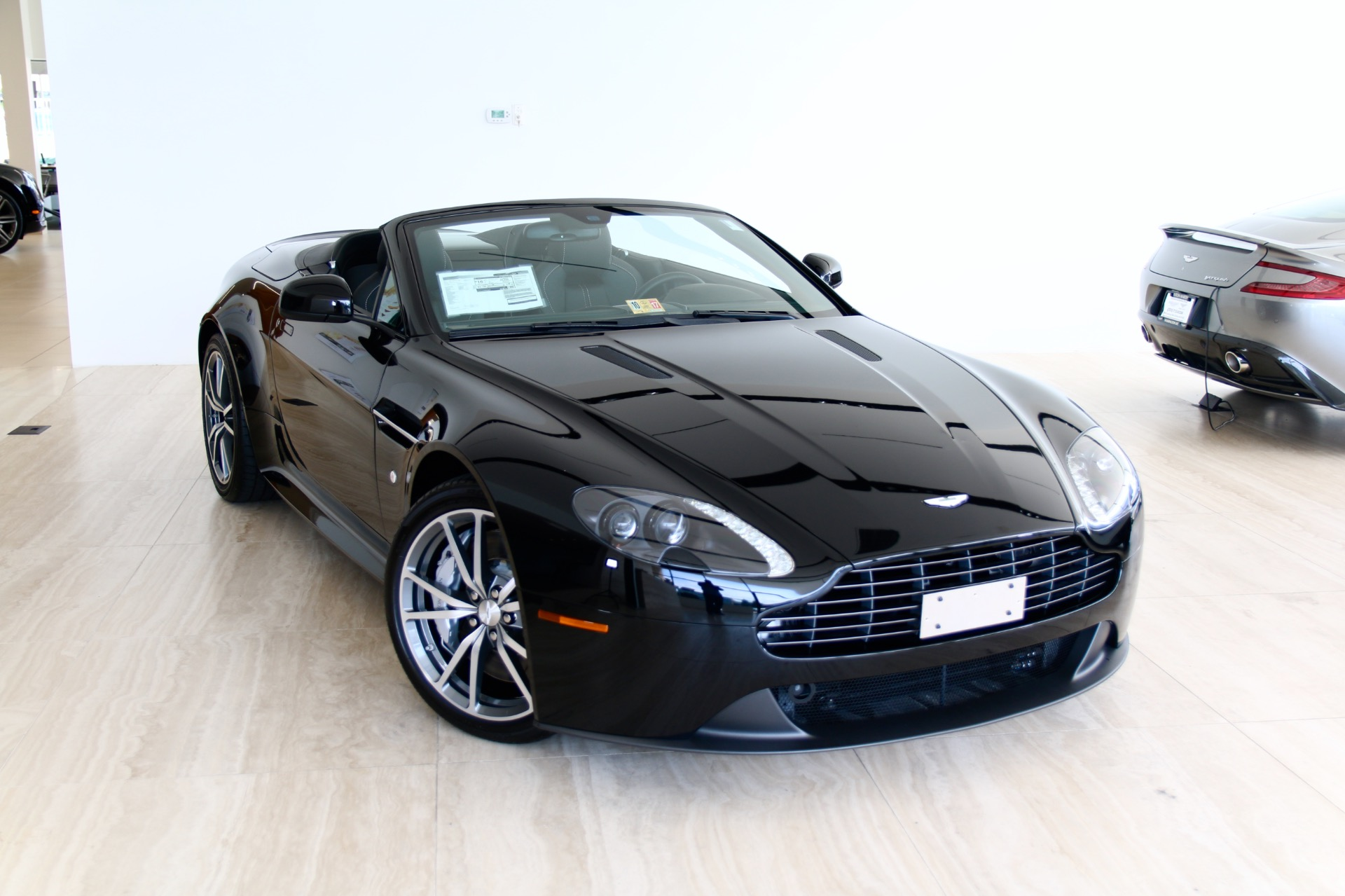 2016 Aston Martin V8 Vantage Gt Roadster Stock 6d20078 For Sale Near Vienna Va Va Aston Martin Dealer