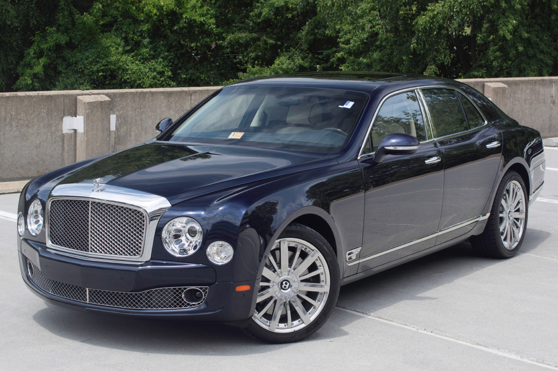 2014 Bentley Mulsanne Stock 4n018866 For Sale Near Vienna Va Va Bentley Dealer