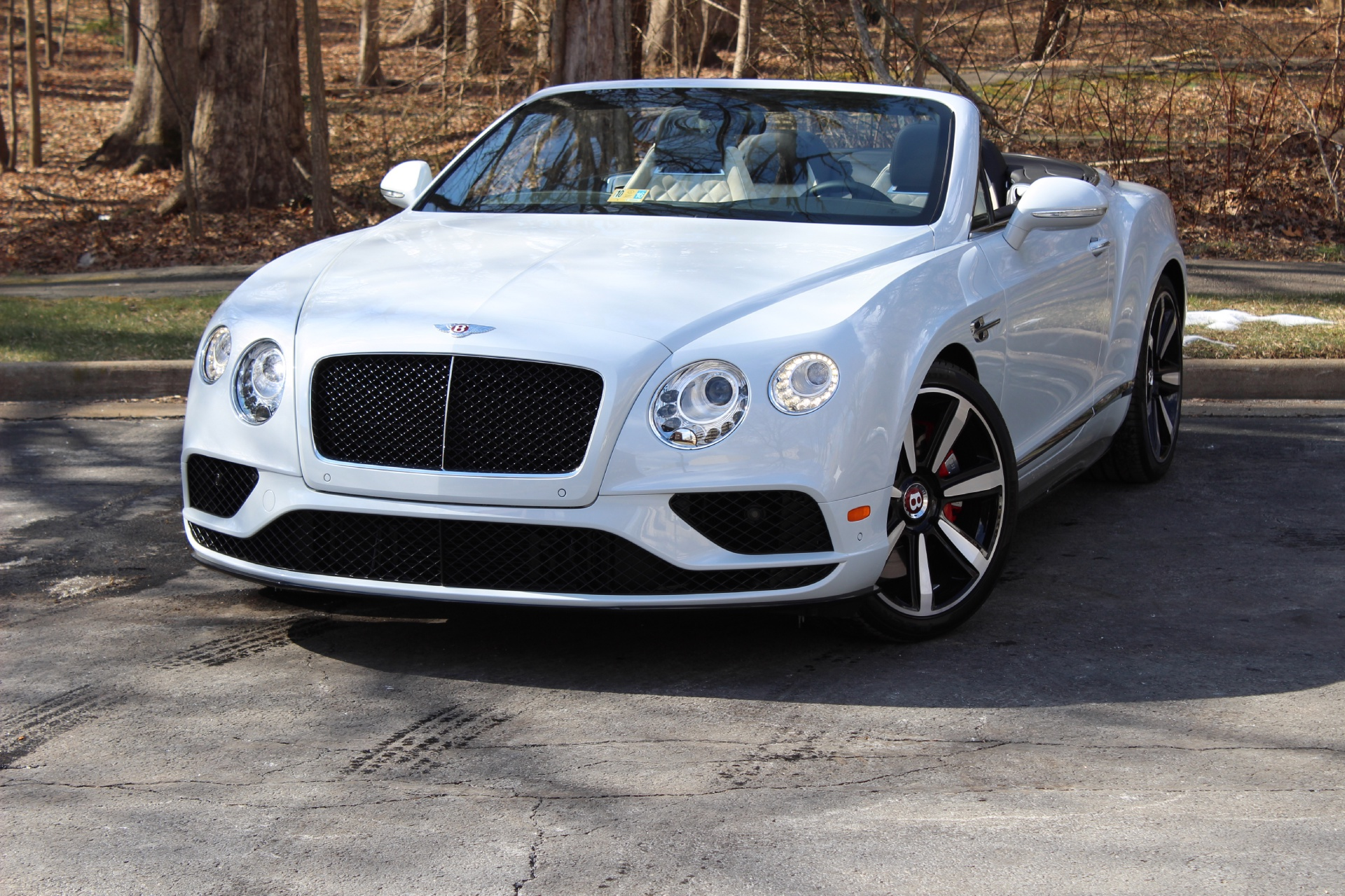 New 2016 Bentley Continental Gt V8 S Convertible Vienna