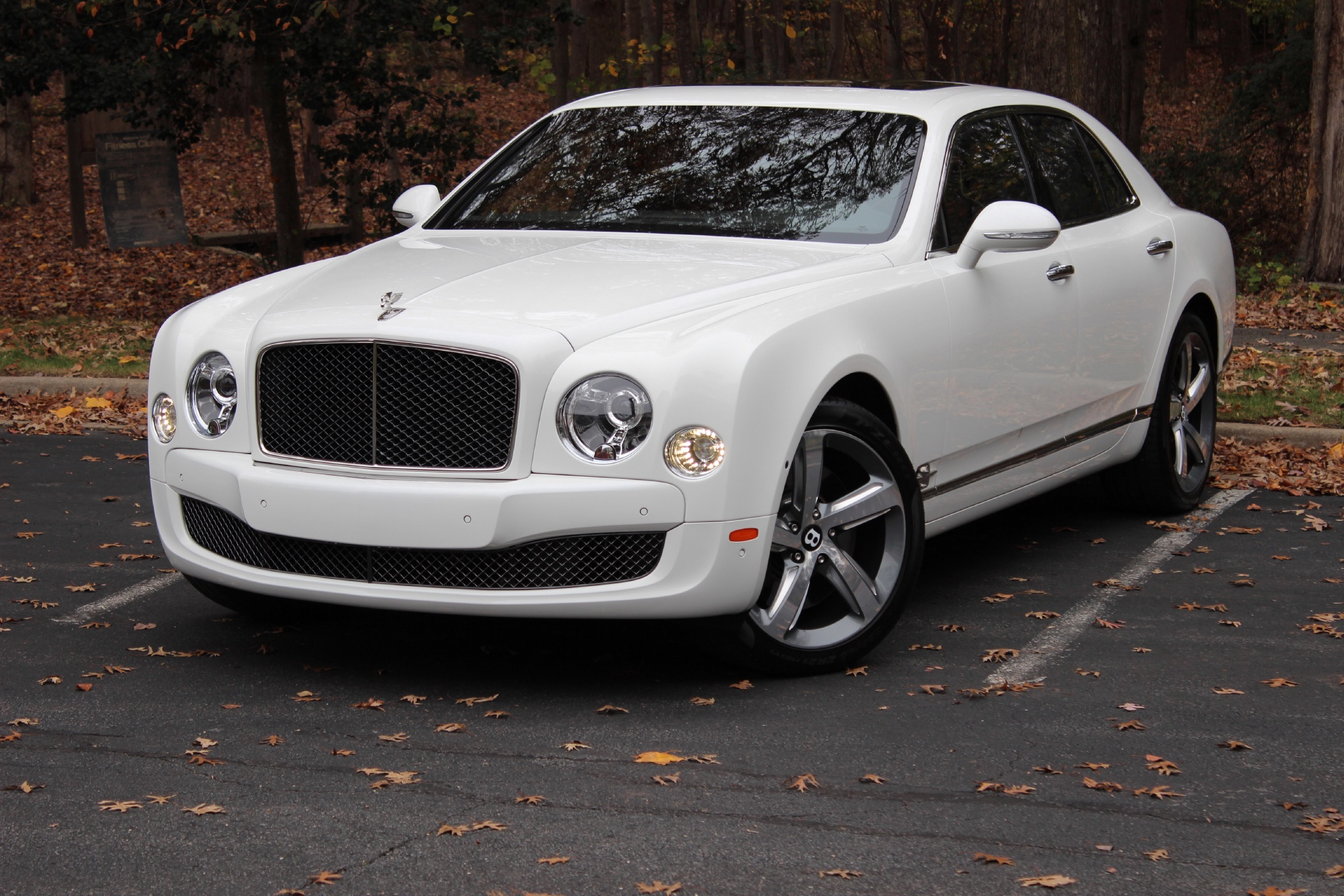 2016 Bentley Mulsanne Speed Stock 6nc002185 For Sale Near Vienna Va Va Bentley Dealer