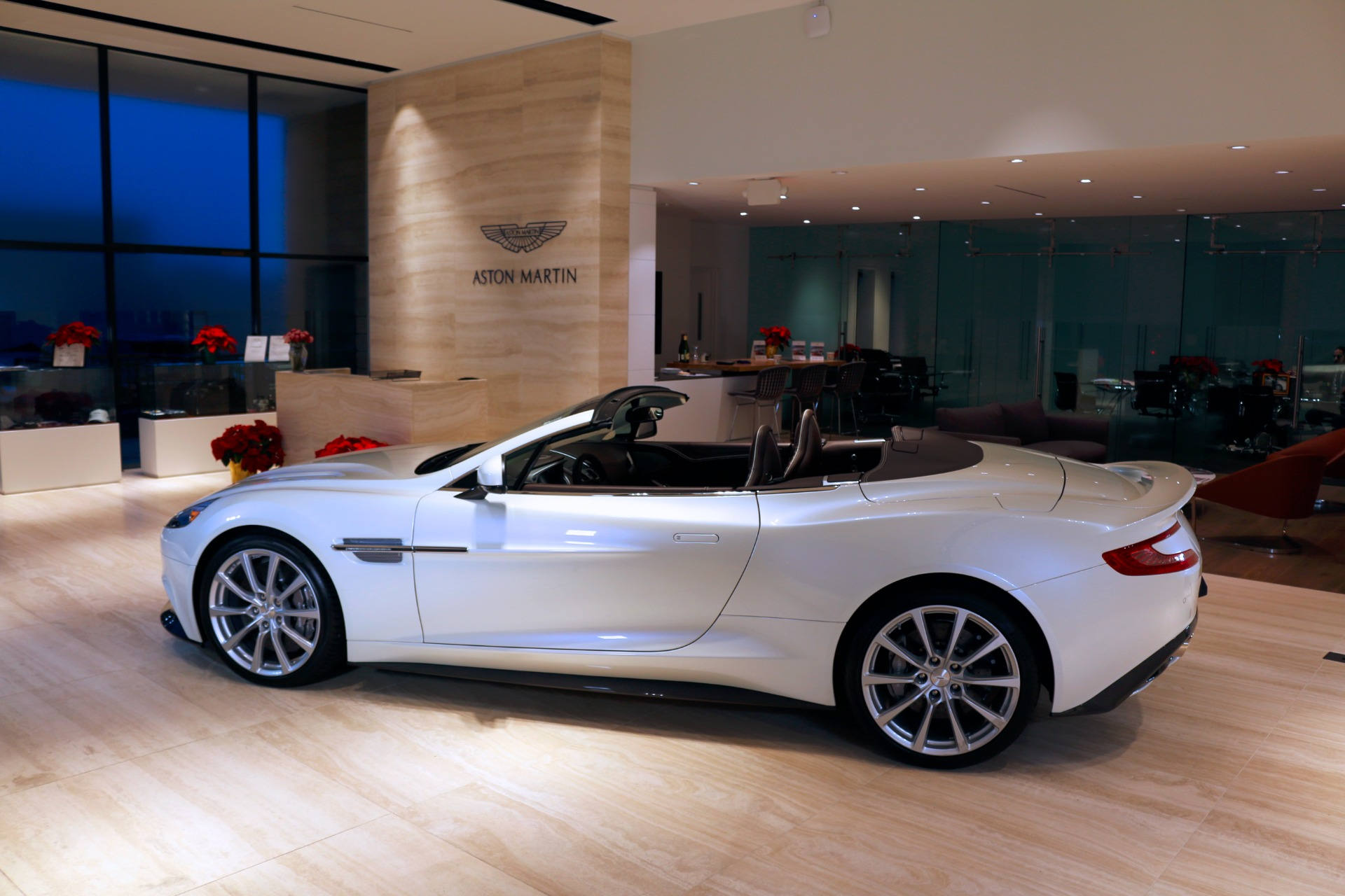 2016 Aston Martin Vanquish Volante Stock 6k02880 For Sale Near Vienna Va Va Aston Martin Dealer