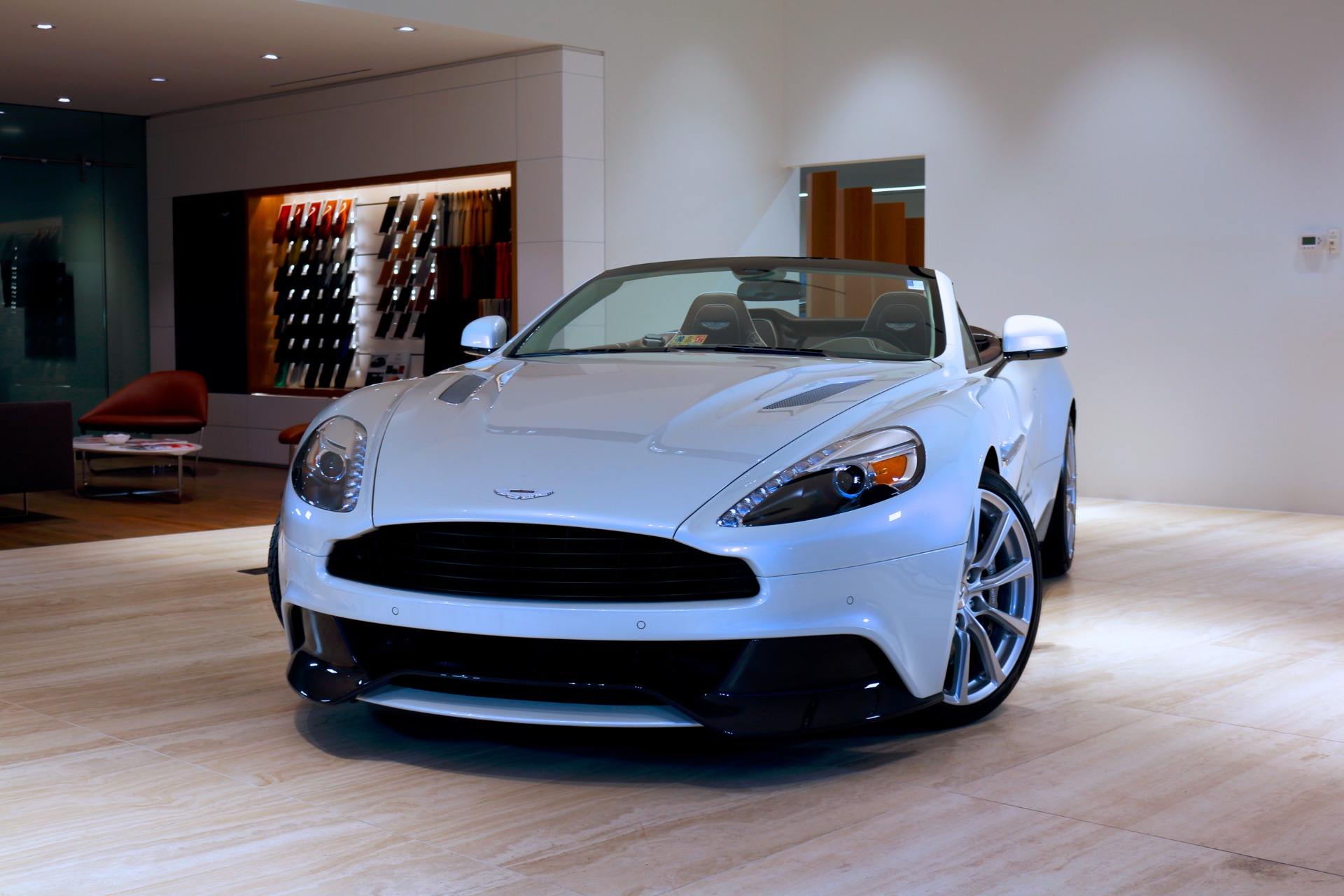 2016 Aston Martin Vanquish Volante Stock 6k02880 For Sale Near Vienna Va Va Aston Martin Dealer