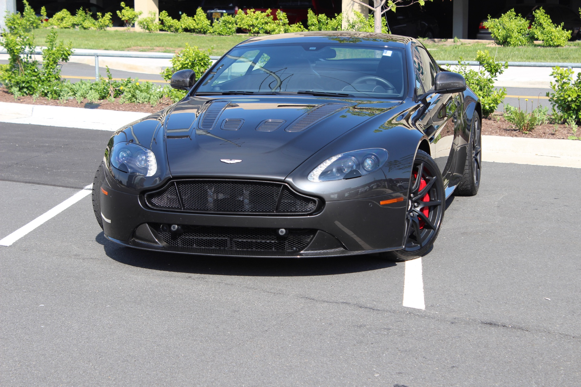2015 aston martin v12 vantage stock # 6w000572a for sale near vienna