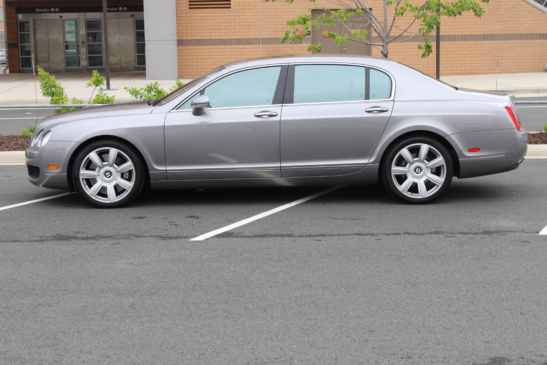 2006 bentley continental flying spur stock # 6ncg8051361a for sale