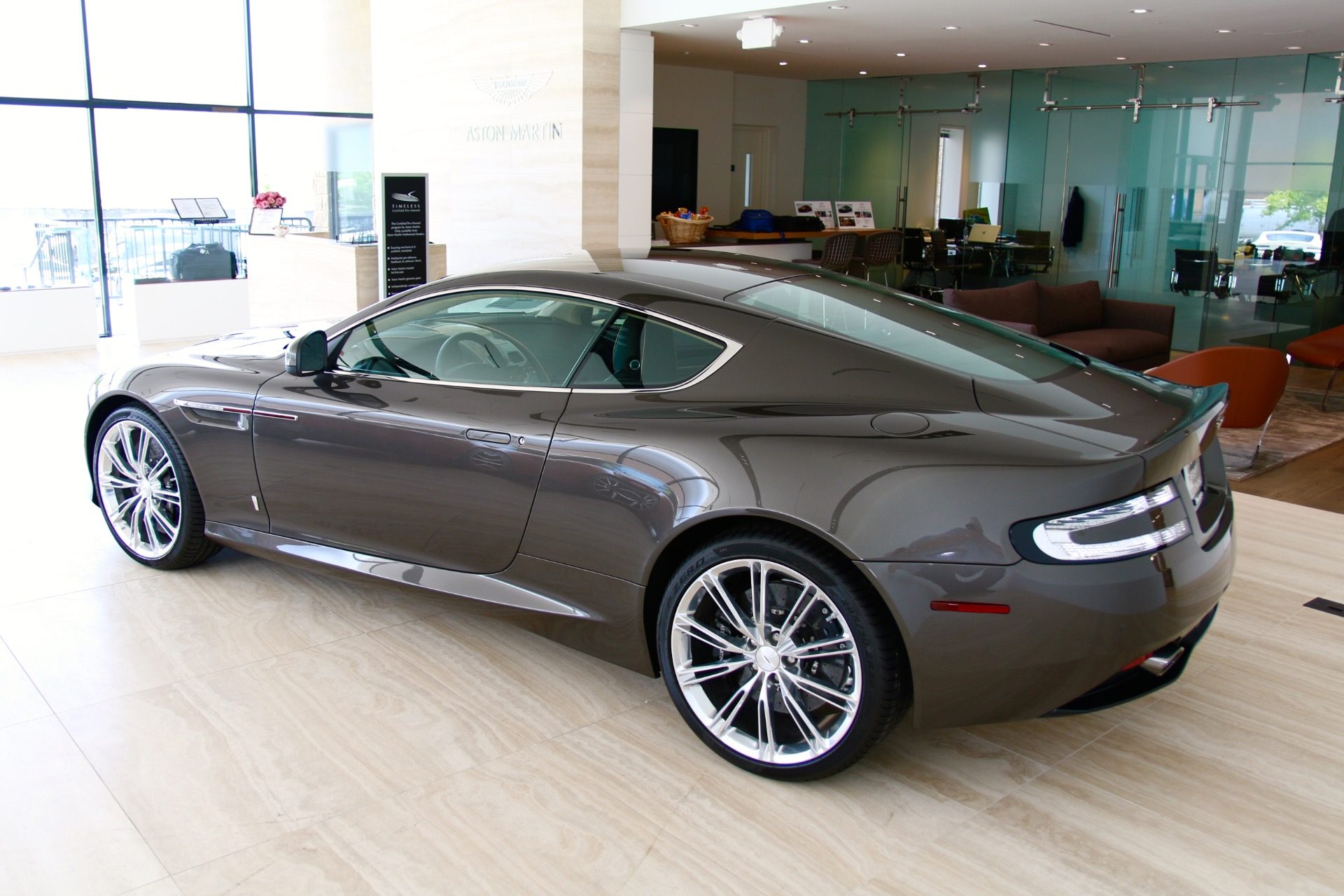 2016 aston martin db9 gt [1 of 9] stock # 6na17493 for sale near