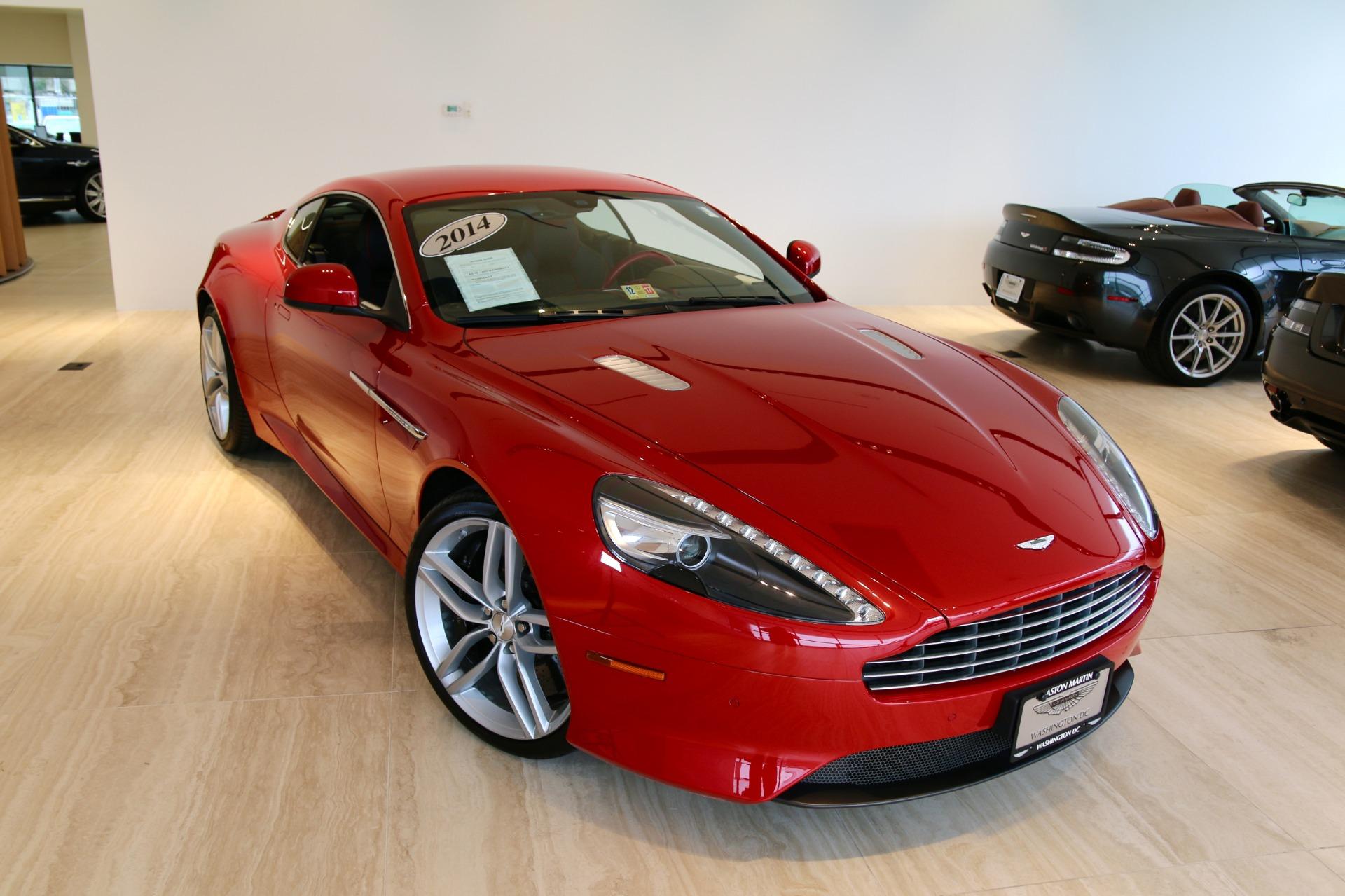 2014 Aston Martin Db9 Stock 6w001065a For Sale Near Vienna Va Va Aston Martin Dealer