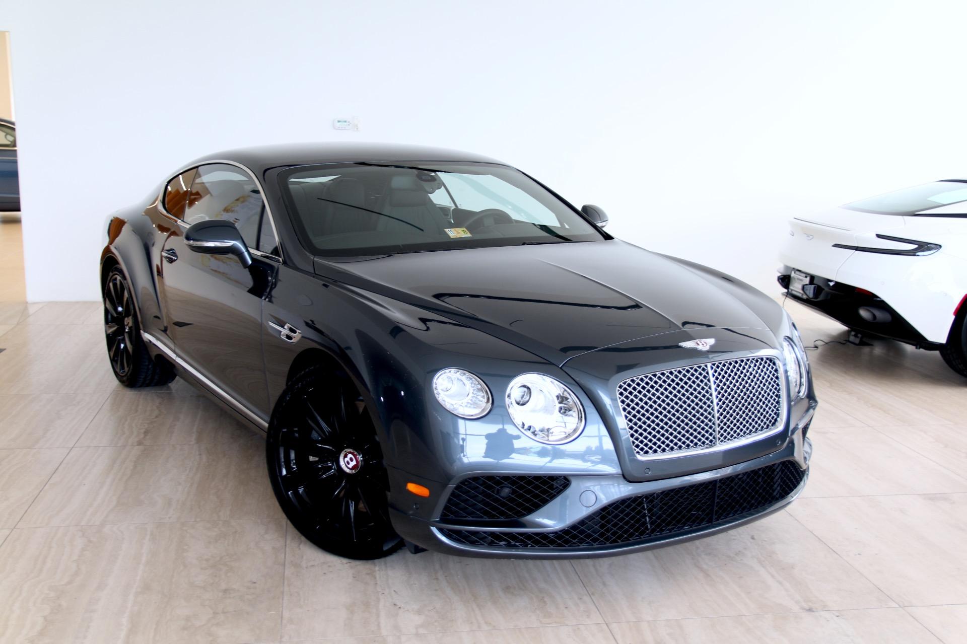 2017 Bentley Continental Gt V8 Stock
