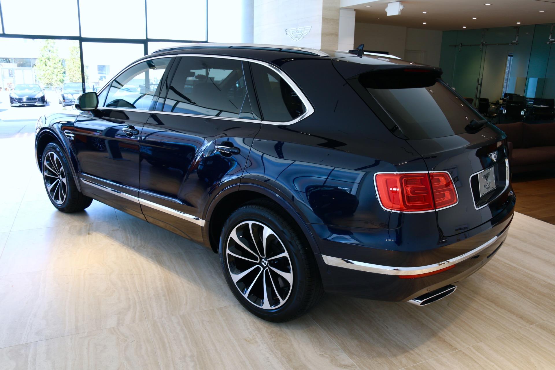 2017 Bentley Bentayga W12 Signature Stock 7nc014376 For Sale Near Vienna Va Va Bentley Dealer