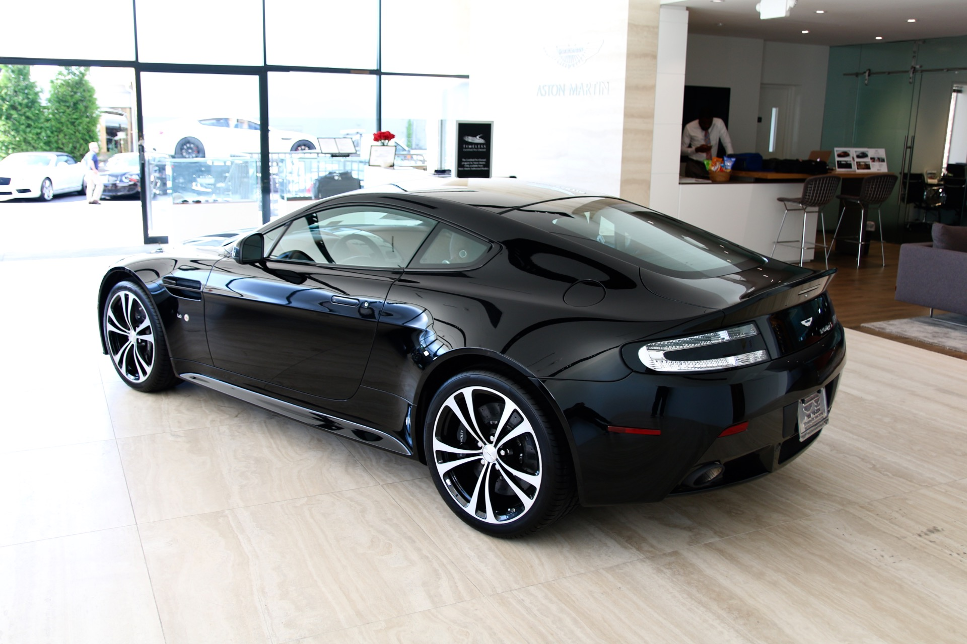 2017 Aston Martin V12 Vantage S Stock 7ns02763 For Sale Near Vienna Va Va Aston Martin Dealer