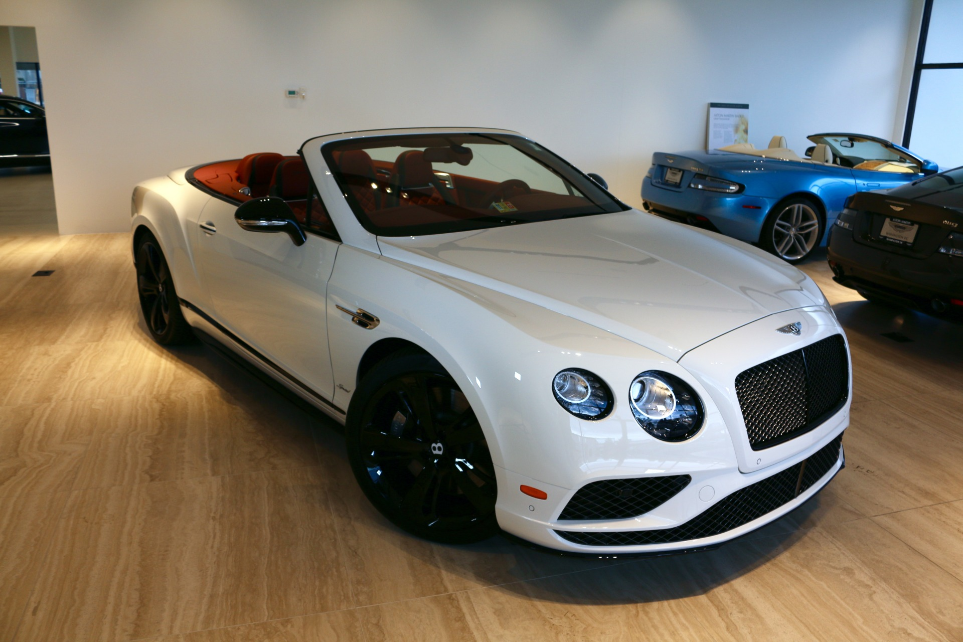 2017 bentley continental gtc speed stock # 7nc059999 for sale near